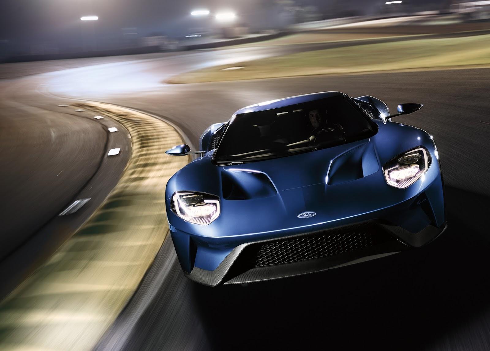 17 MISC GTOnTrack mn Το νέο Ford GT είναι το ταχύτερο μοντέλο παραγωγής στην ιστορία της Ford