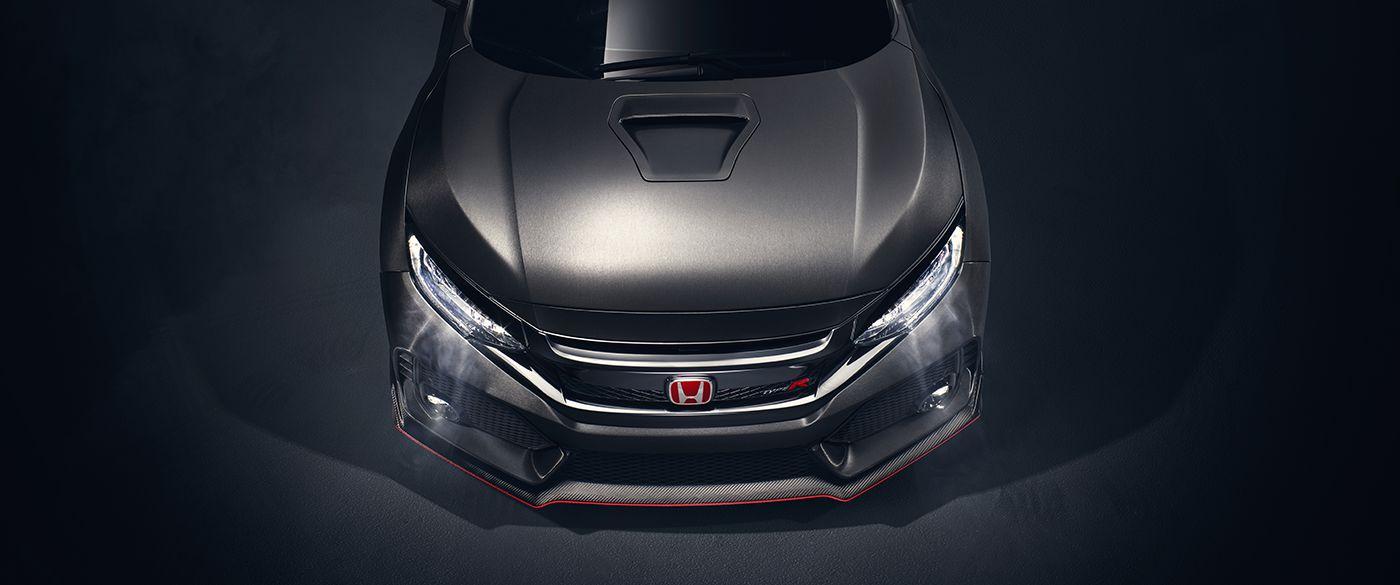 2017 type r ext black dead front high 1400 Tο νέο Civic Type R Prototype φαίνεται να το έσκασε από το τρελοκομείο! Engine, Hatchback, Honda, Honda Civic, Honda Civic Type R, Hot Hatch, Prototype, videos, zblog