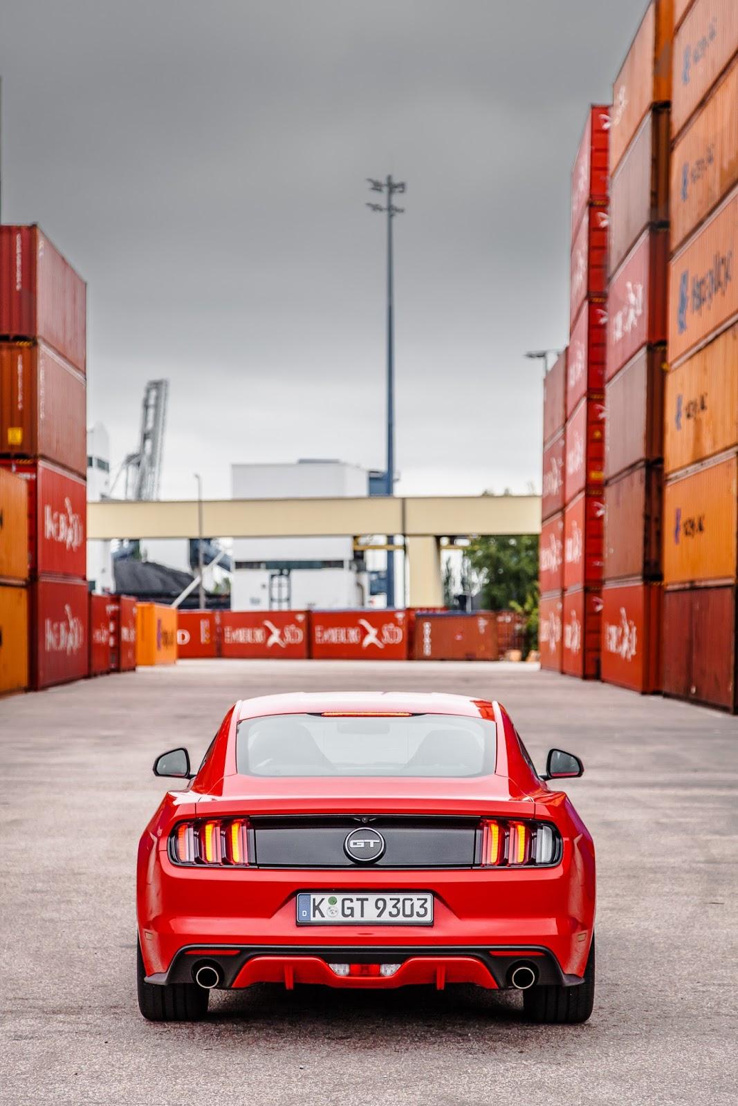 MustangDriveDeauville2015 18 Άνοδος Ευρωπαϊκών πωλήσεων για την Ford Ford, Sales, πωλήσεις, πωλήσεις αυτοκινήτων