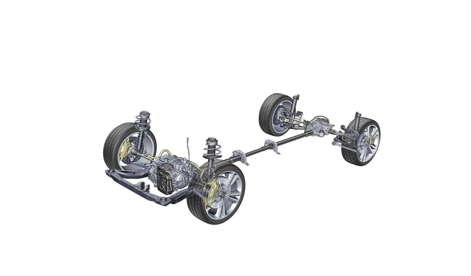 Opel Insignia All Wheel Drive System 3046012B252812529