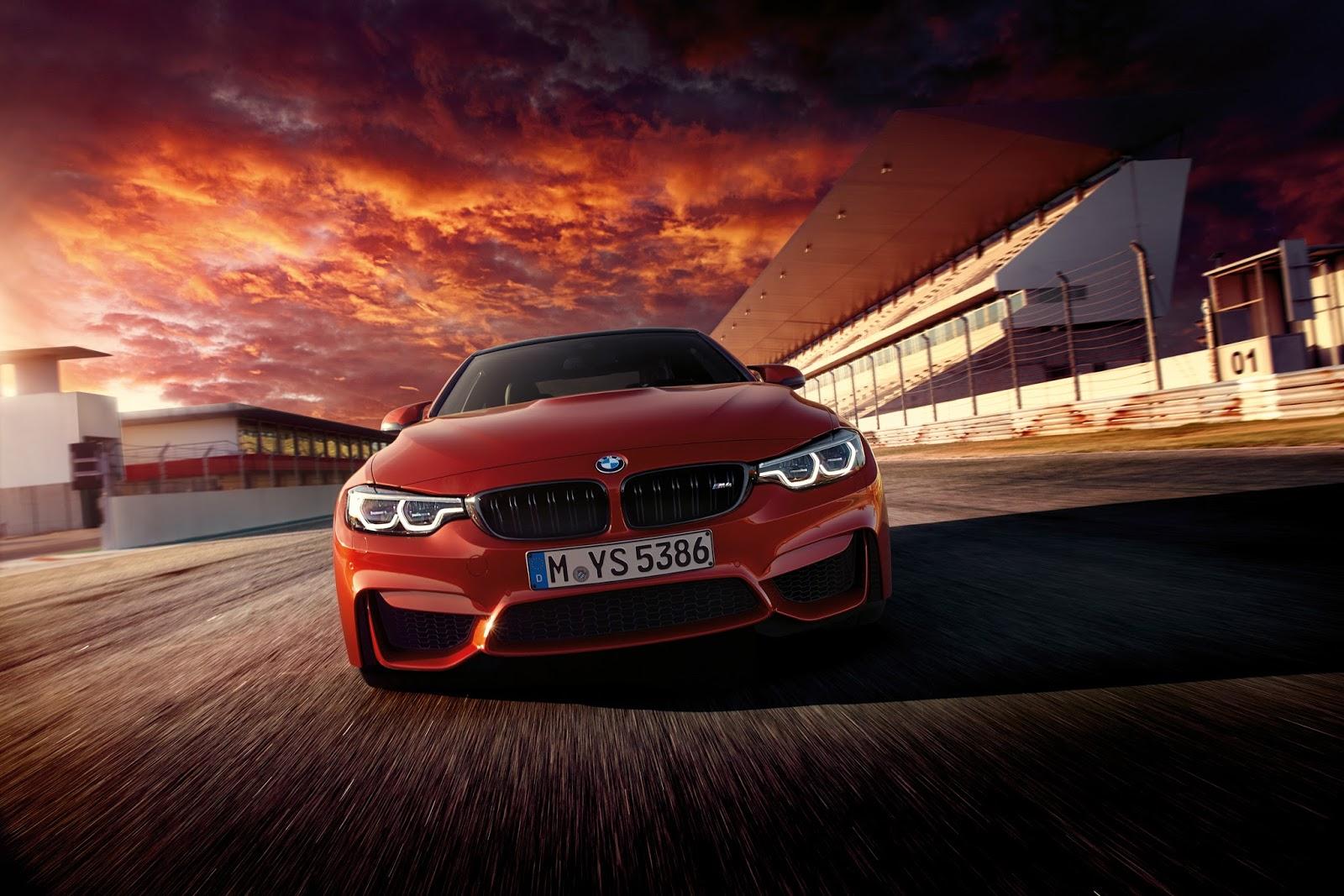 P90244964 highRes bmw m4 coup 01 2017 Η νέα BMW Σειρά 4, με πιο σφιχτή ρύθμιση ανάρτησης