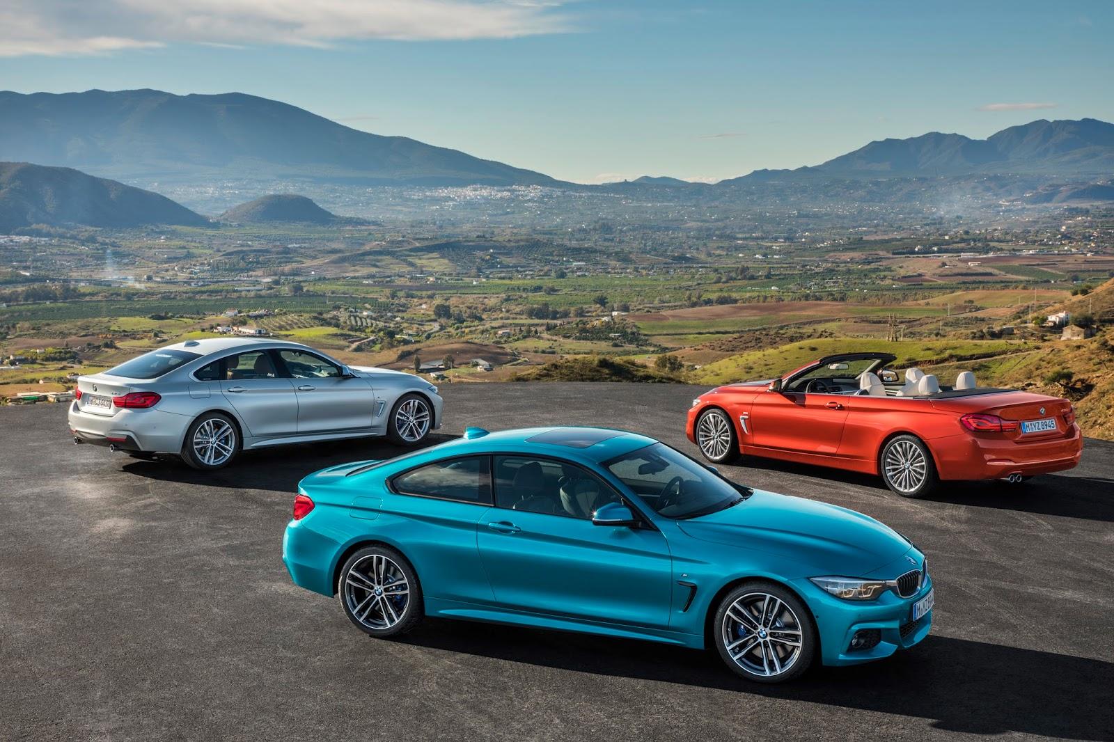 P90245196 highRes the new bmw 4 series Η νέα BMW Σειρά 4, με πιο σφιχτή ρύθμιση ανάρτησης BMW, Bmw 4, BMW 4 Cabrio, BMW 4 Coupe, BMW 4 Gran Coupé, Facelift