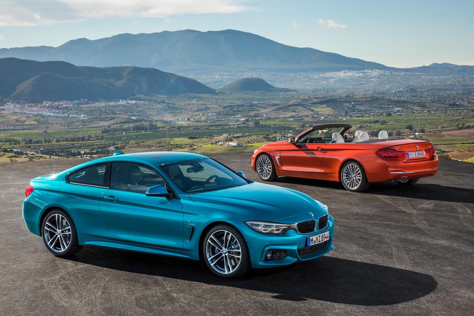 P90245197 highRes the new bmw 4 series Η νέα BMW Σειρά 4, με πιο σφιχτή ρύθμιση ανάρτησης BMW, Bmw 4, BMW 4 Cabrio, BMW 4 Coupe, BMW 4 Gran Coupé, Facelift