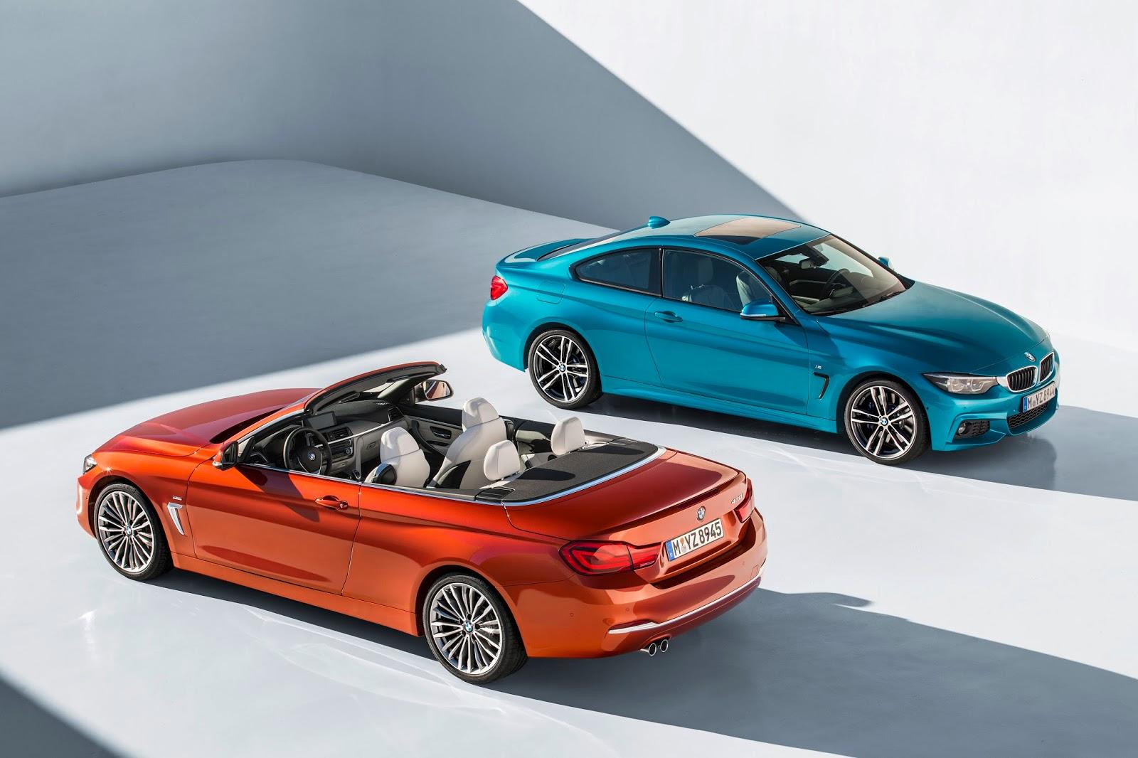 P90245198 highRes the new bmw 4 series Η νέα BMW Σειρά 4, με πιο σφιχτή ρύθμιση ανάρτησης BMW, Bmw 4, BMW 4 Cabrio, BMW 4 Coupe, BMW 4 Gran Coupé, Facelift
