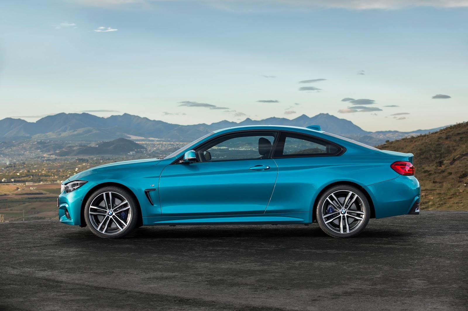 P90245205 highRes bmw 4 series m sport Η νέα BMW Σειρά 4, με πιο σφιχτή ρύθμιση ανάρτησης BMW, Bmw 4, BMW 4 Cabrio, BMW 4 Coupe, BMW 4 Gran Coupé, Facelift