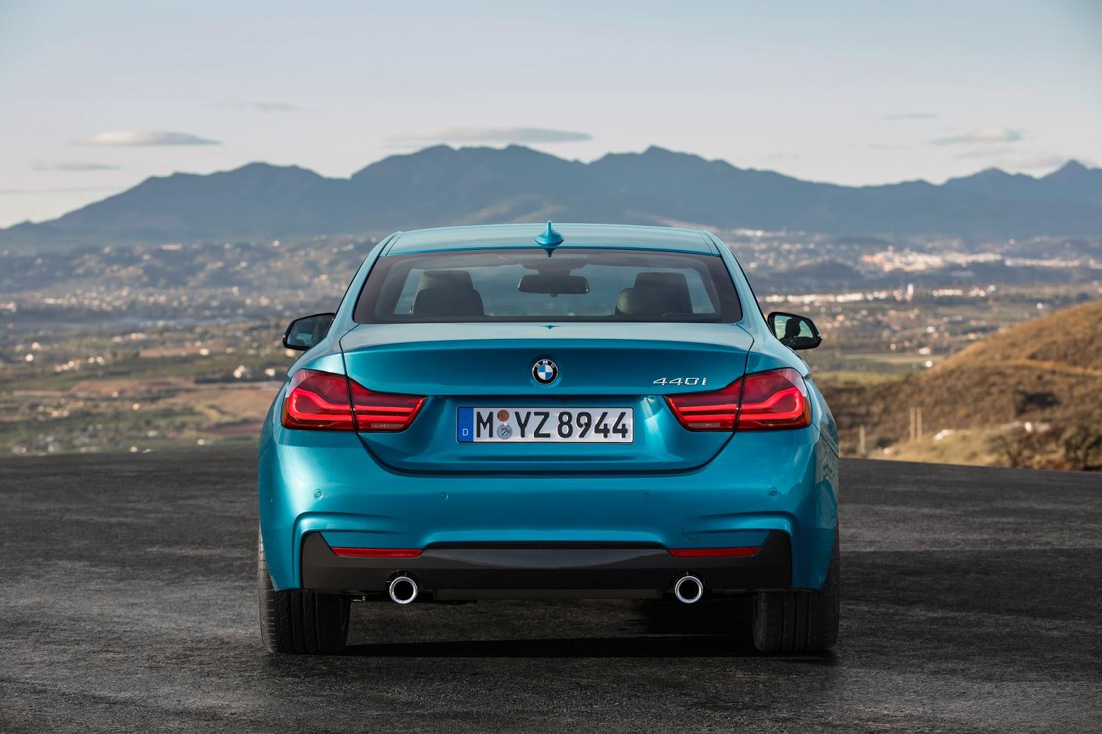 P90245207 highRes bmw 4 series m sport Η νέα BMW Σειρά 4, με πιο σφιχτή ρύθμιση ανάρτησης BMW, Bmw 4, BMW 4 Cabrio, BMW 4 Coupe, BMW 4 Gran Coupé, Facelift