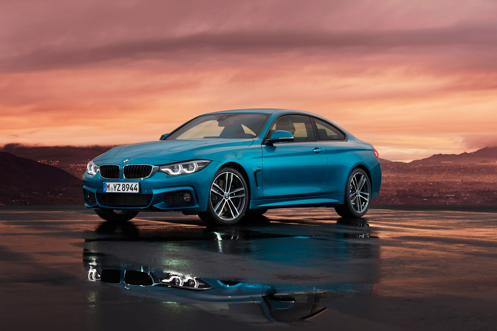 P90245212 highRes bmw 4 series m sport Η νέα BMW Σειρά 4, με πιο σφιχτή ρύθμιση ανάρτησης BMW, Bmw 4, BMW 4 Cabrio, BMW 4 Coupe, BMW 4 Gran Coupé, Facelift