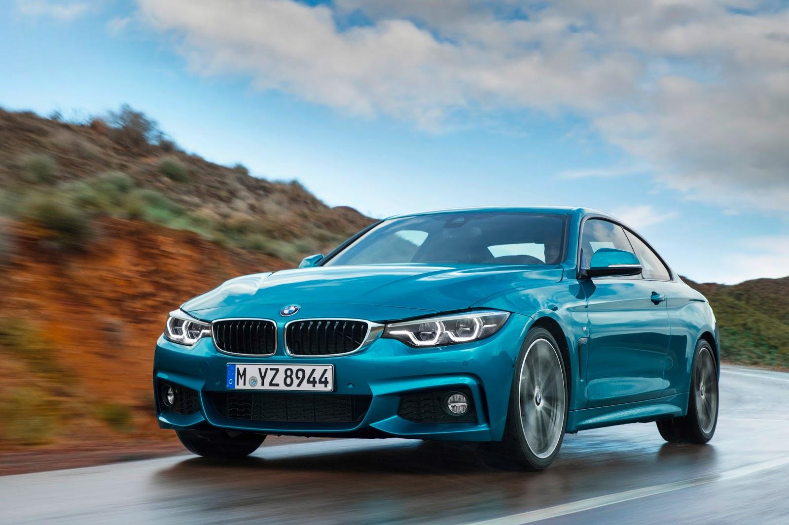 P90245224 highRes bmw 4 series m sport Η νέα BMW Σειρά 4, με πιο σφιχτή ρύθμιση ανάρτησης BMW, Bmw 4, BMW 4 Cabrio, BMW 4 Coupe, BMW 4 Gran Coupé, Facelift