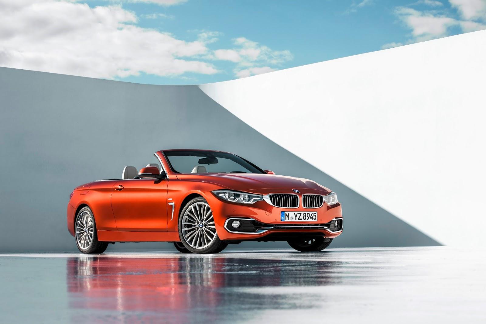 P90245259 highRes bmw 4 series luxury Η νέα BMW Σειρά 4, με πιο σφιχτή ρύθμιση ανάρτησης BMW, Bmw 4, BMW 4 Cabrio, BMW 4 Coupe, BMW 4 Gran Coupé, Facelift