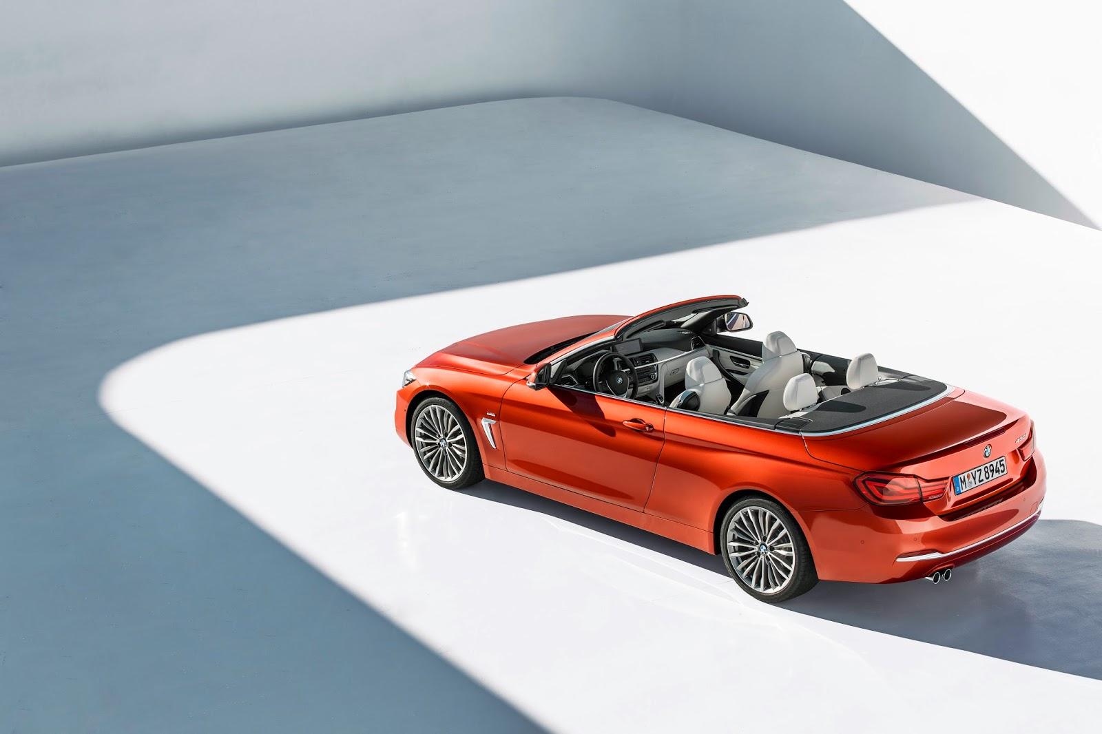P90245260 highRes bmw 4 series luxury Η νέα BMW Σειρά 4, με πιο σφιχτή ρύθμιση ανάρτησης BMW, Bmw 4, BMW 4 Cabrio, BMW 4 Coupe, BMW 4 Gran Coupé, Facelift