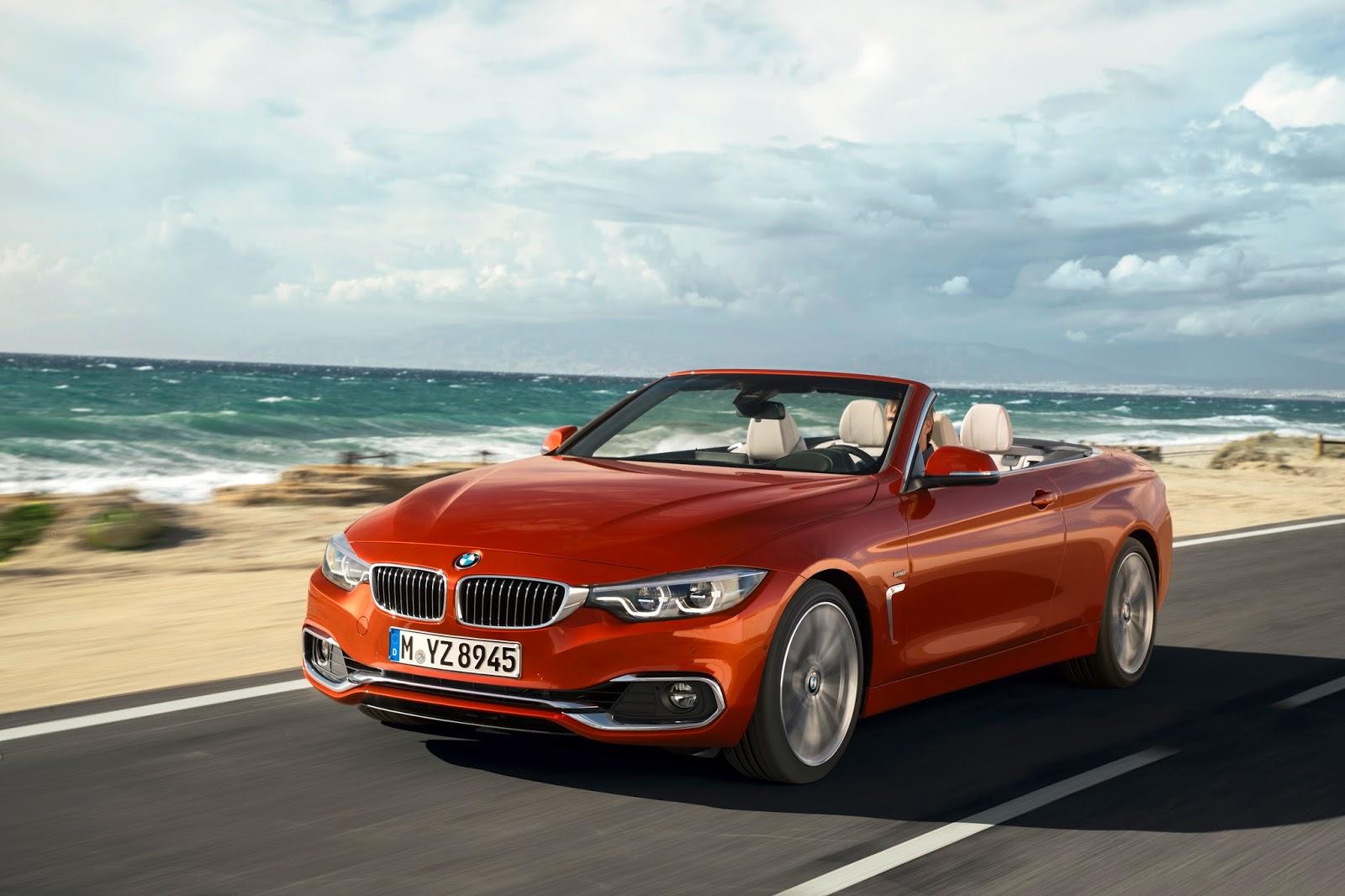P90245267 highRes bmw 4 series luxury Η νέα BMW Σειρά 4, με πιο σφιχτή ρύθμιση ανάρτησης BMW, Bmw 4, BMW 4 Cabrio, BMW 4 Coupe, BMW 4 Gran Coupé, Facelift