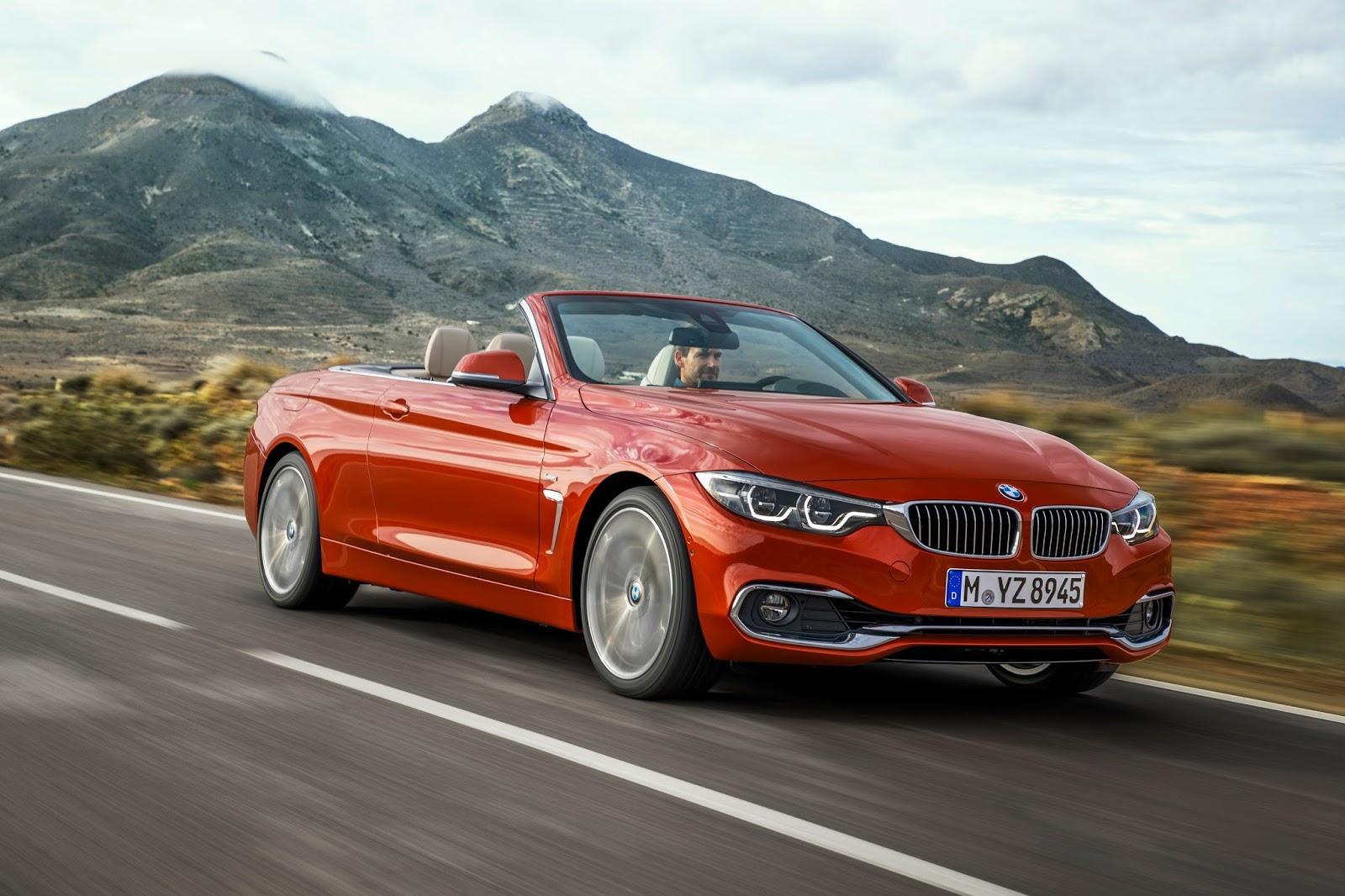 P90245274 highRes bmw 4 series luxury Η νέα BMW Σειρά 4, με πιο σφιχτή ρύθμιση ανάρτησης BMW, Bmw 4, BMW 4 Cabrio, BMW 4 Coupe, BMW 4 Gran Coupé, Facelift