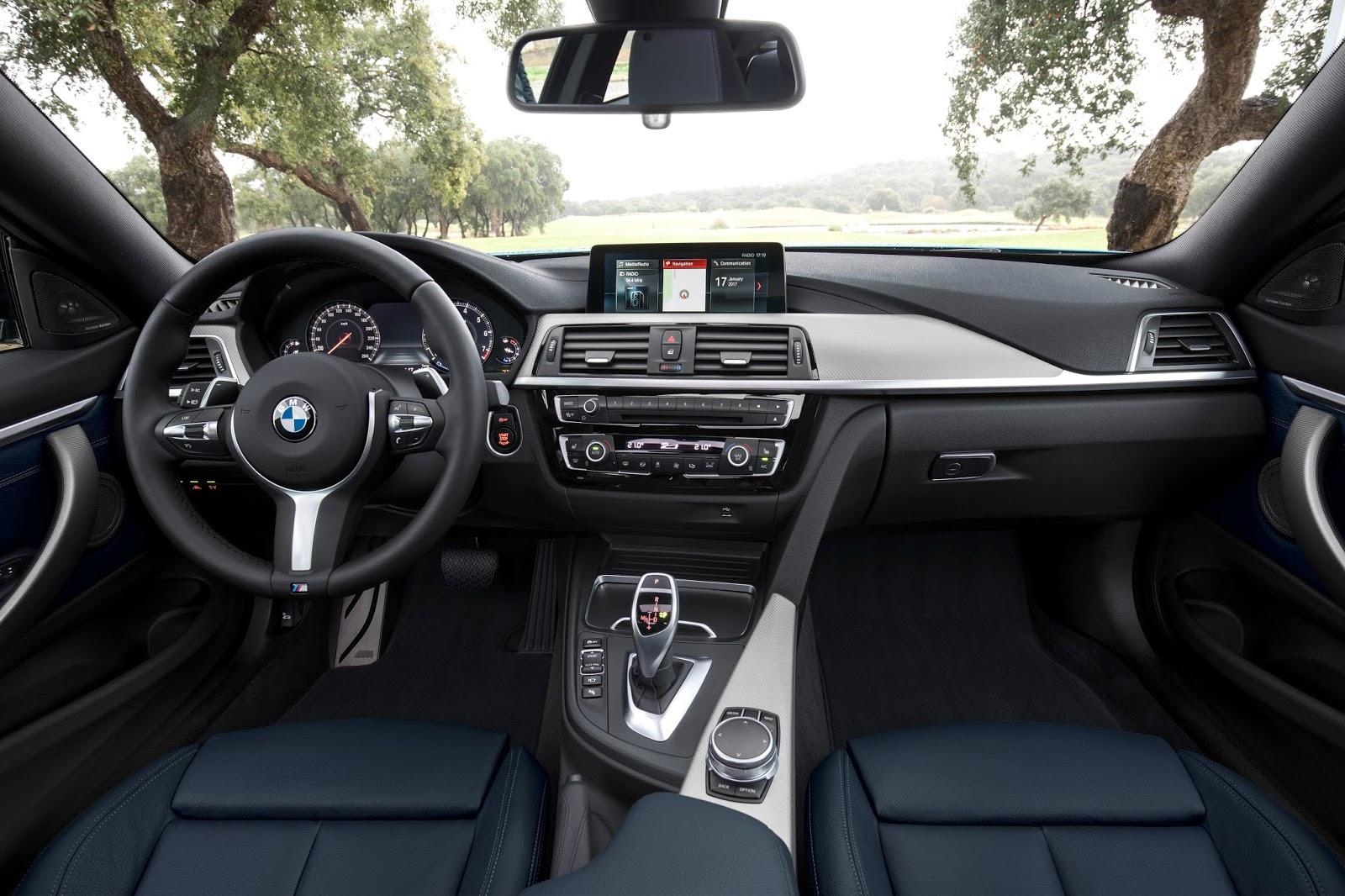 P90245300 highRes the new bmw series i Η νέα BMW Σειρά 4, με πιο σφιχτή ρύθμιση ανάρτησης BMW, Bmw 4, BMW 4 Cabrio, BMW 4 Coupe, BMW 4 Gran Coupé, Facelift