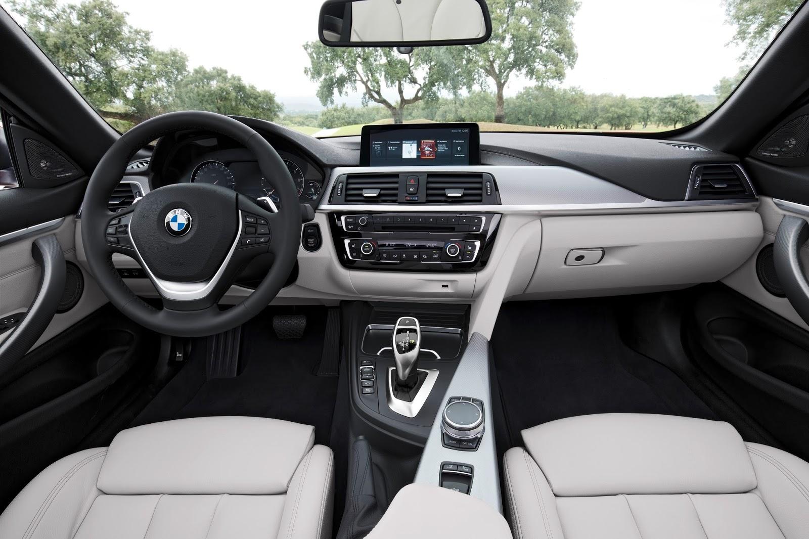 P90245301 highRes the new bmw series i Η νέα BMW Σειρά 4, με πιο σφιχτή ρύθμιση ανάρτησης BMW, Bmw 4, BMW 4 Cabrio, BMW 4 Coupe, BMW 4 Gran Coupé, Facelift