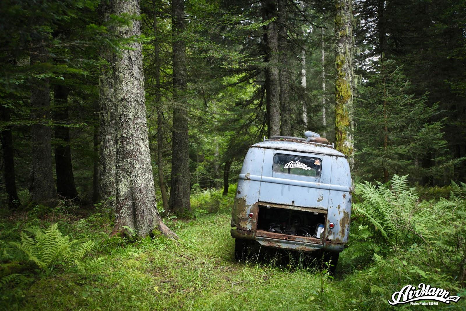 vw2Bmicrobus1 Η απίστευτη ιστορία ενός VW που δούλεψε μετά από 40 χρόνια Caber Van, Camper Van, Fun, VAN, videos, Volkswagen, Volkswagen Microbus, VW, VW Panelvan, VW Transporter, zblog