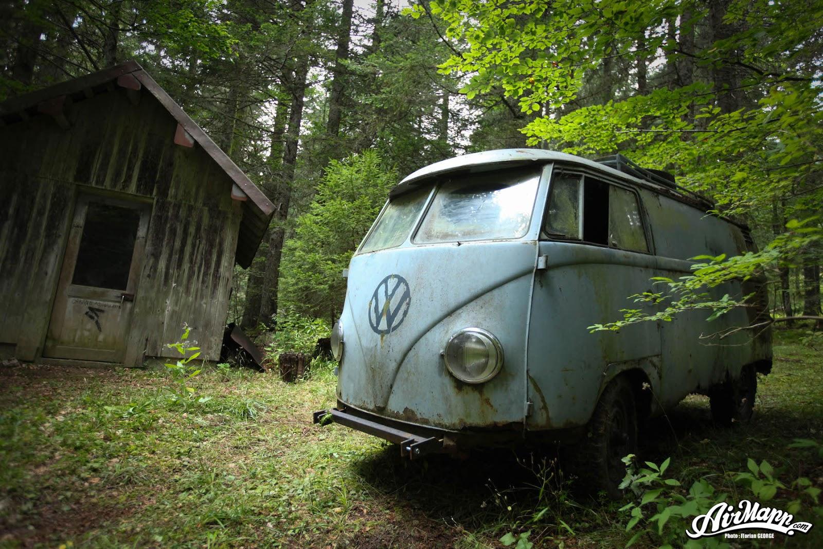 vw2Bmicrobus3 Η απίστευτη ιστορία ενός VW που δούλεψε μετά από 40 χρόνια Caber Van, Camper Van, Fun, VAN, videos, Volkswagen, Volkswagen Microbus, VW, VW Panelvan, VW Transporter, zblog
