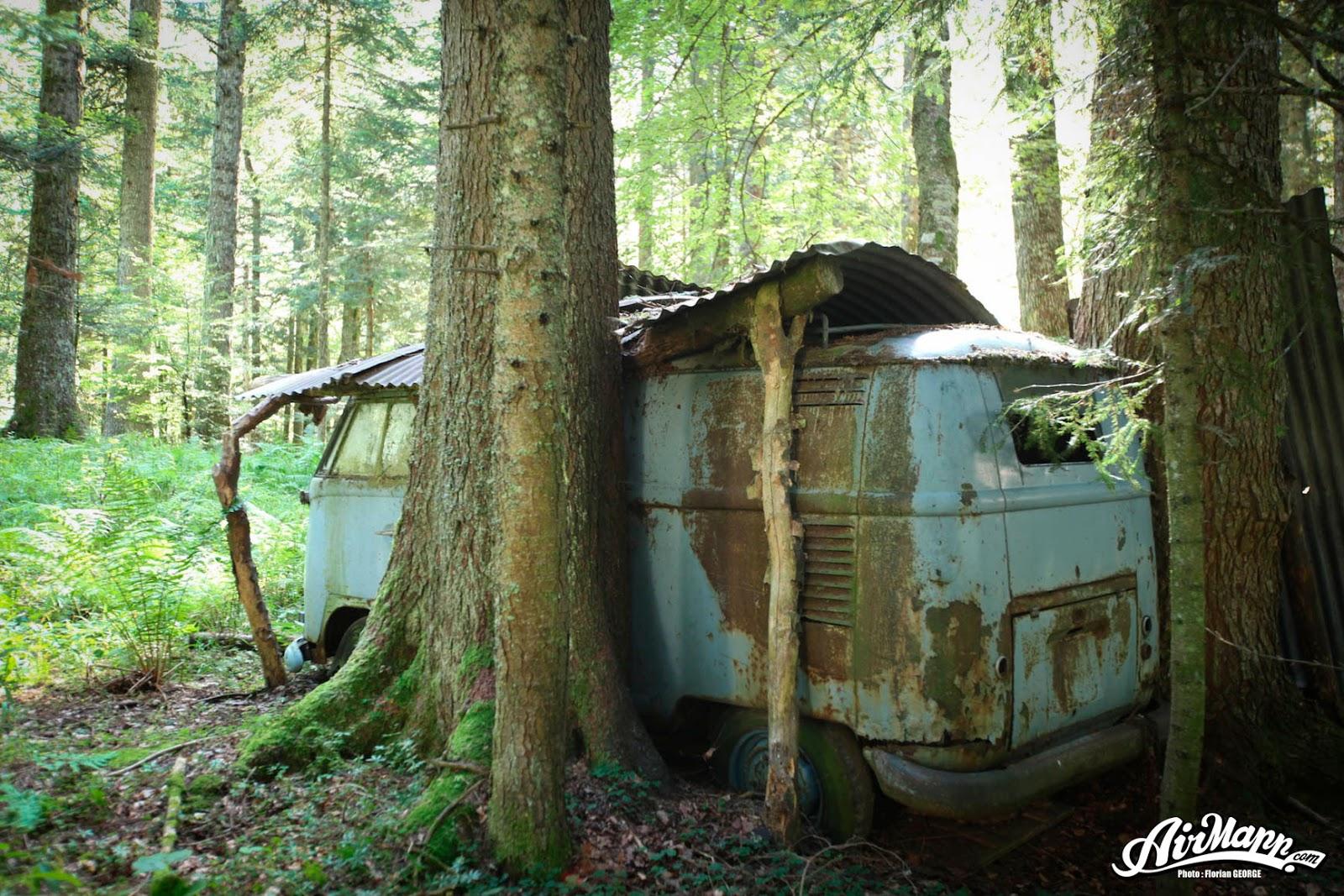 vw2Bmicrobus4 Η απίστευτη ιστορία ενός VW που δούλεψε μετά από 40 χρόνια Caber Van, Camper Van, Fun, VAN, videos, Volkswagen, Volkswagen Microbus, VW, VW Panelvan, VW Transporter, zblog