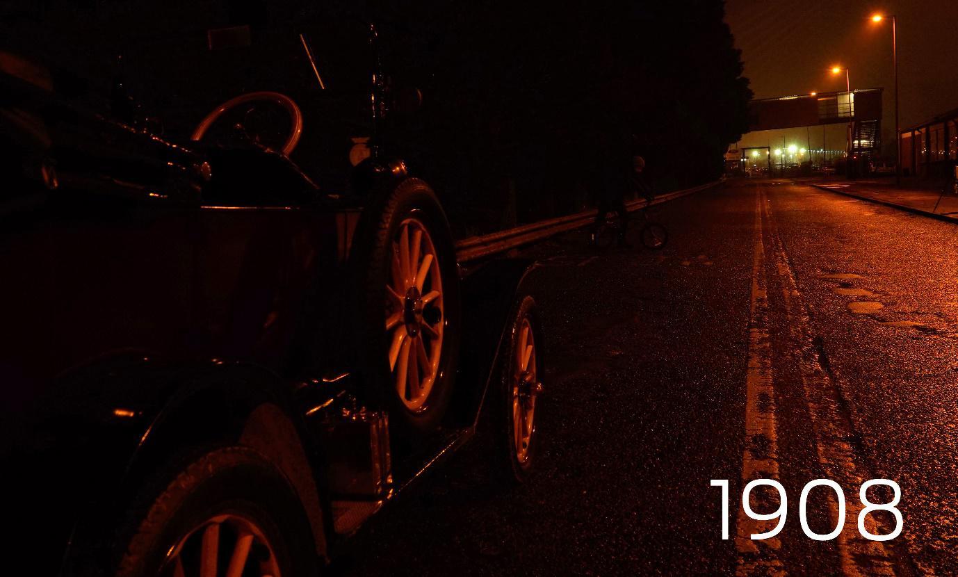 1908 Η εξέλιξη των προβολέων από το 1908 μέχρι σήμερα Ford, videos, ασφάλεια, τεχνικά, Τεχνολογία