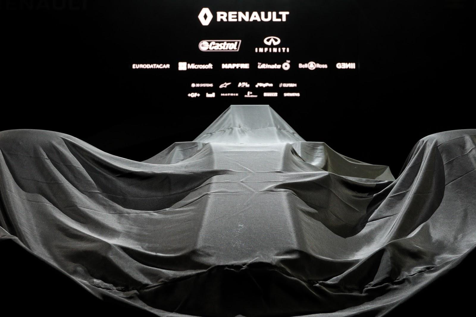 210217 RL 001 1 Η Renault Sport παρουσίασε το καινούργιο της μονοθέσιο, την R.S.17 F1, Formula 1, Renault, Renault Sport Formula 1 Team, videos
