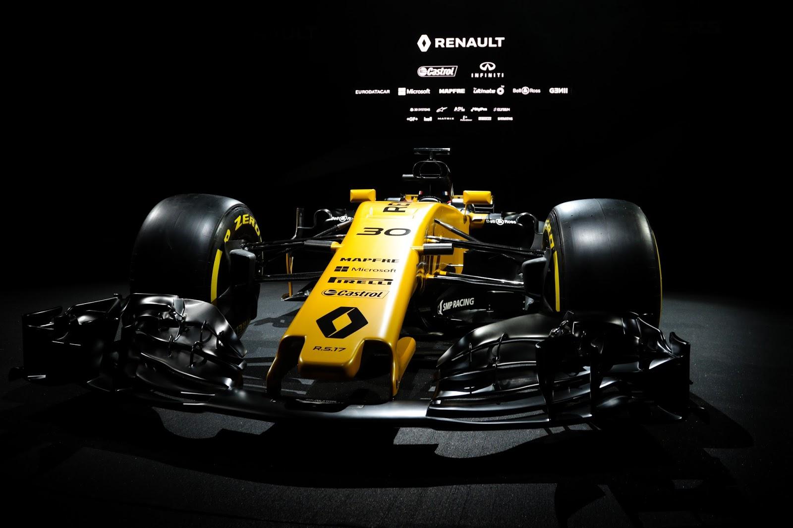 210217 RL 002 1 Η Renault Sport παρουσίασε το καινούργιο της μονοθέσιο, την R.S.17 F1, Formula 1, Renault, Renault Sport Formula 1 Team, videos