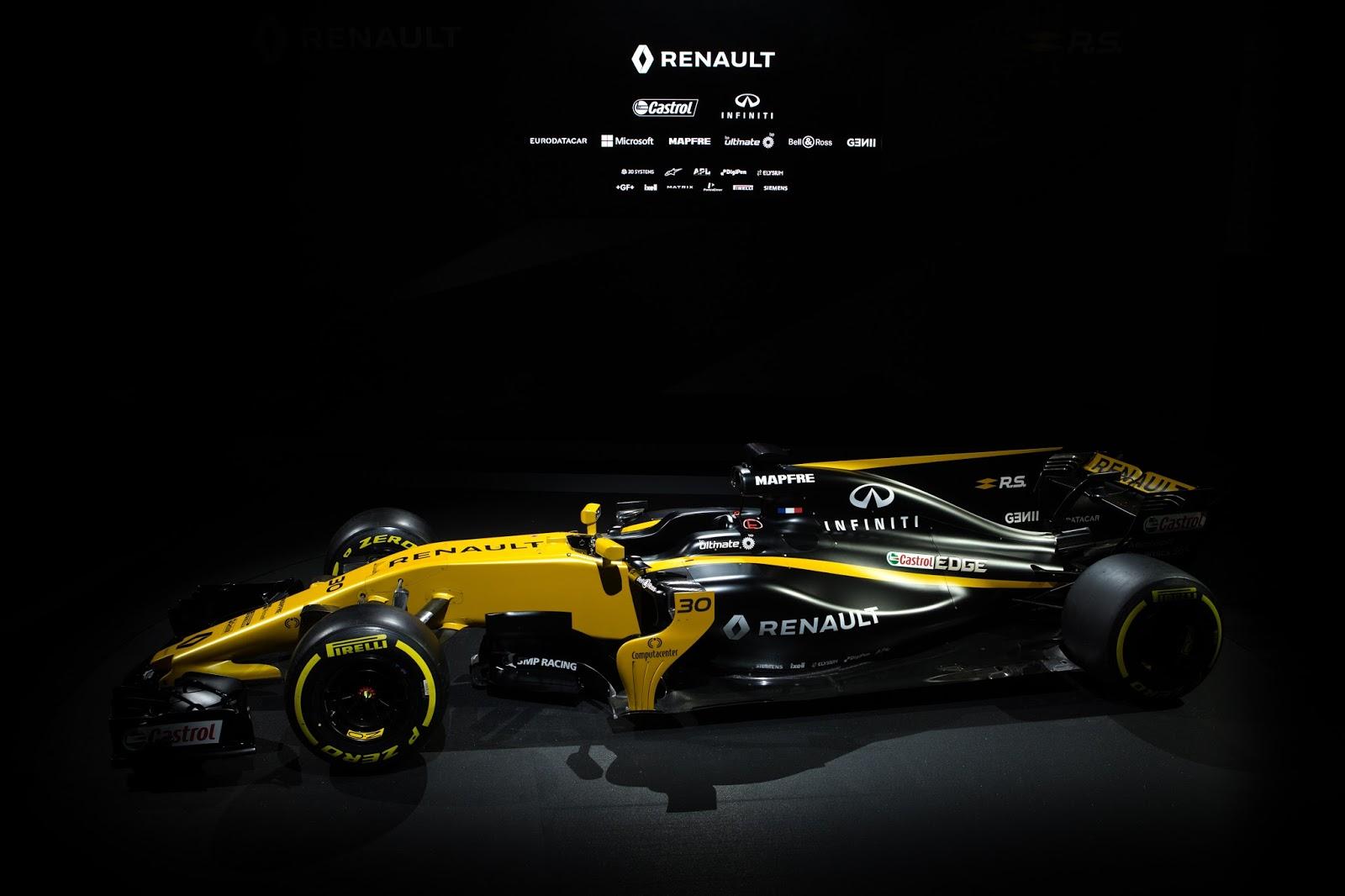 210217 RL 005 1 Η Renault Sport παρουσίασε το καινούργιο της μονοθέσιο, την R.S.17 F1, Formula 1, Renault, Renault Sport Formula 1 Team, videos