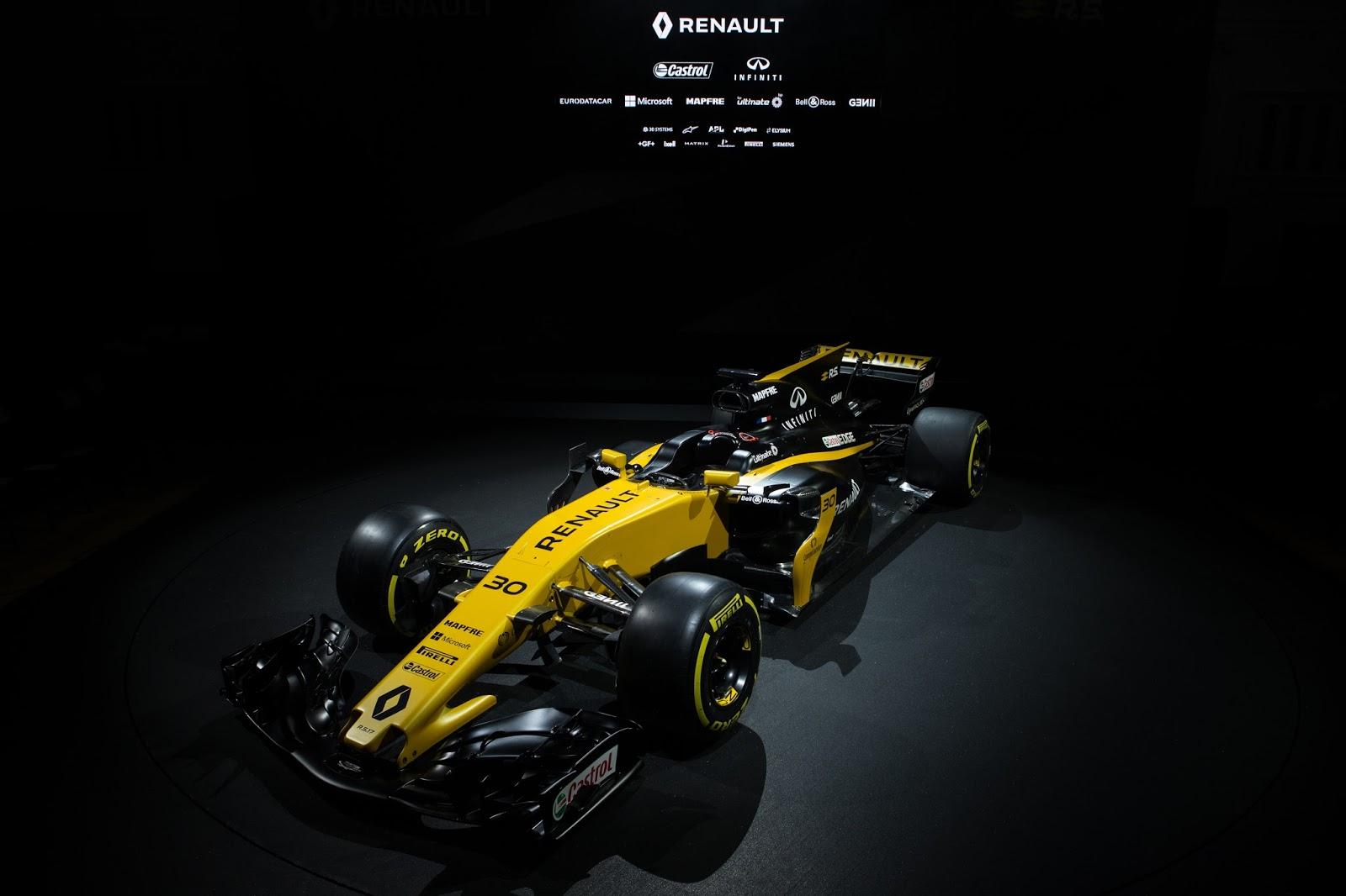 210217 RL 006 1 Η Renault Sport παρουσίασε το καινούργιο της μονοθέσιο, την R.S.17 F1, Formula 1, Renault, Renault Sport Formula 1 Team, videos