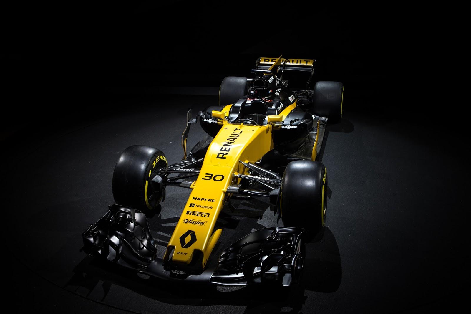 210217 RL 007 1 Η Renault Sport παρουσίασε το καινούργιο της μονοθέσιο, την R.S.17 F1, Formula 1, Renault, Renault Sport Formula 1 Team, videos