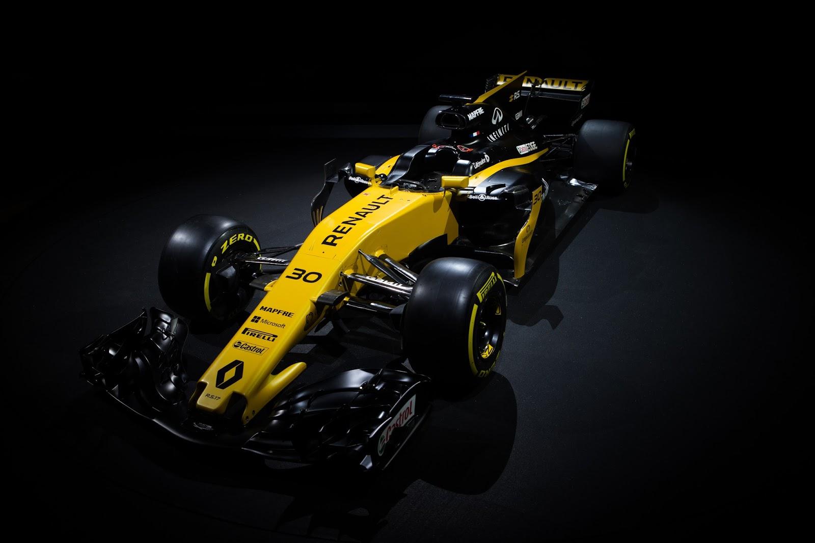 210217 RL 009 Η Renault Sport παρουσίασε το καινούργιο της μονοθέσιο, την R.S.17 F1, Formula 1, Renault, Renault Sport Formula 1 Team, videos