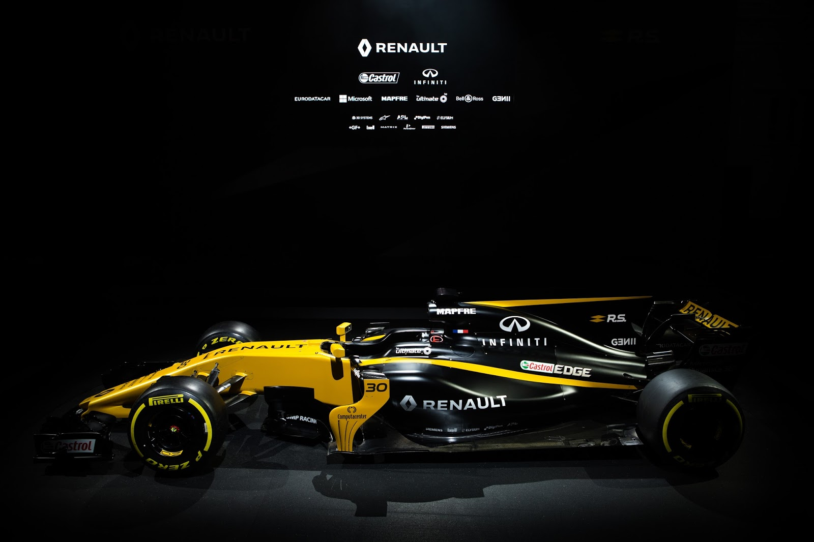 210217 RL 010 Η Renault Sport παρουσίασε το καινούργιο της μονοθέσιο, την R.S.17 F1, Formula 1, Renault, Renault Sport Formula 1 Team, videos