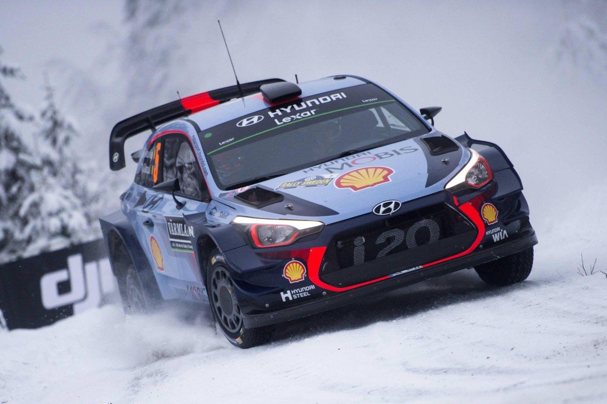 25CE25BF thierry neuville 25CF258325CF258425CE25BF 25CF258125CE25AC25CE25BB25CE25B9 25CF258325CE25BF25CF258525CE25B725CE25B425CE25AF25CE25B125CF2582 2017 Latvala και Toyota μάγεψαν στο ράλι Σουηδίας Citroen DS3 WRC, Rally, Red Bull, videos, WRC, WRC Hyundai i20