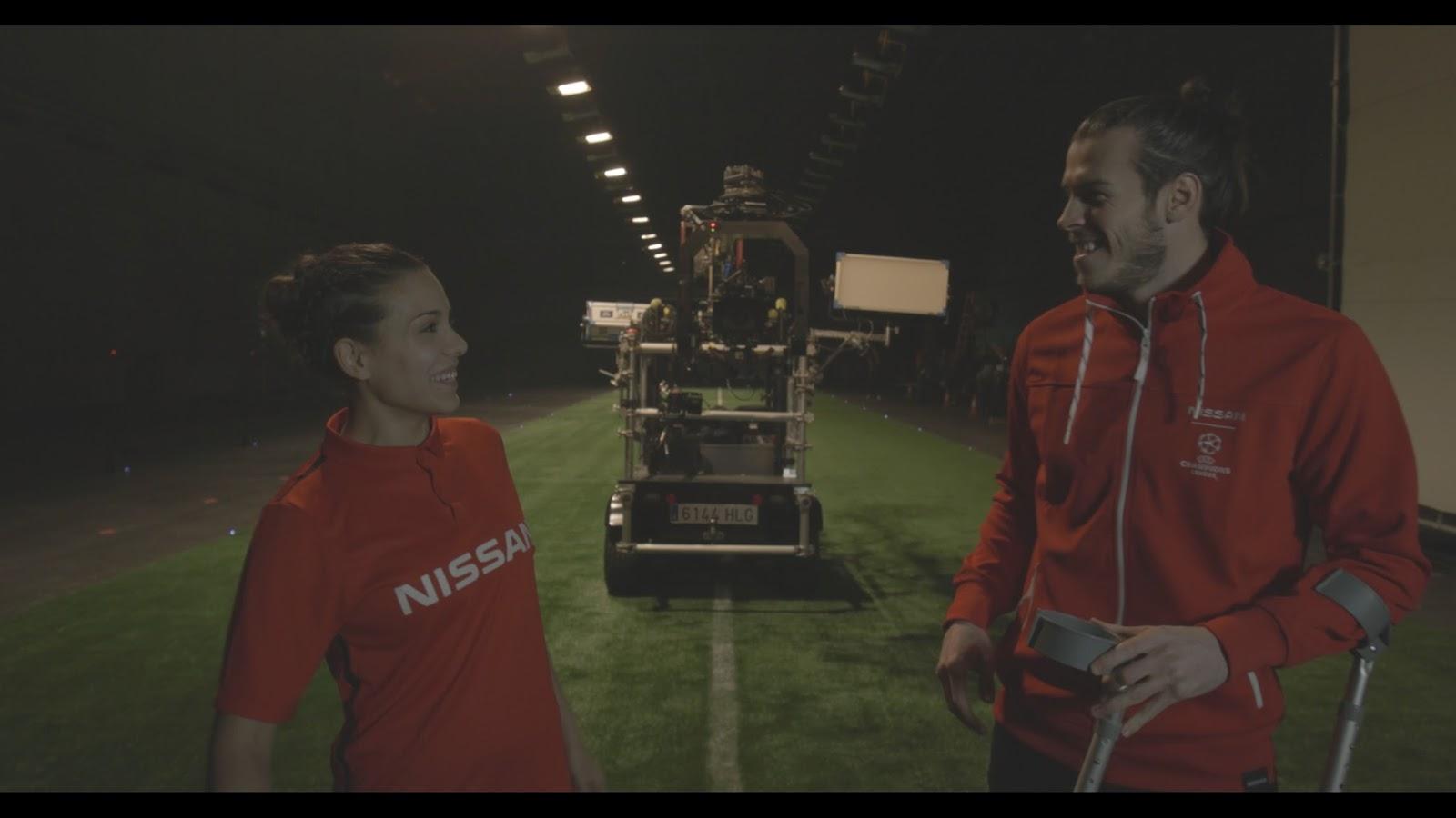 426182829 Αναγκαστική αλλαγή του τραυματία Gareth Bale με μια… 24χρονη αρτοποιό! Fun, Nissan, Sports, UEFA Champions League, videos