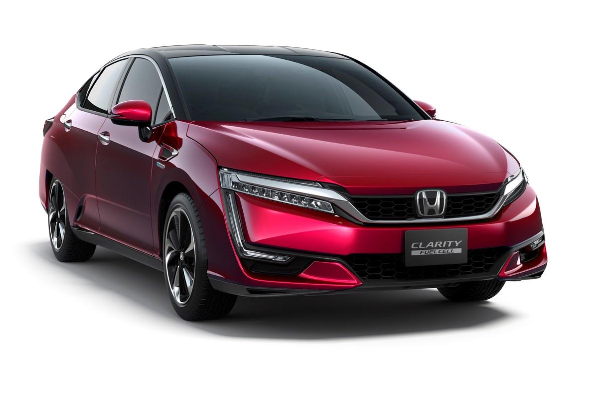 71521 Honda Clarity Fuel Cell