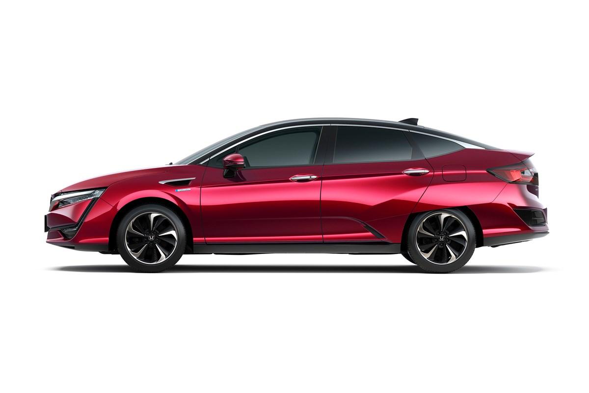 71524 Honda Clarity Fuel Cell