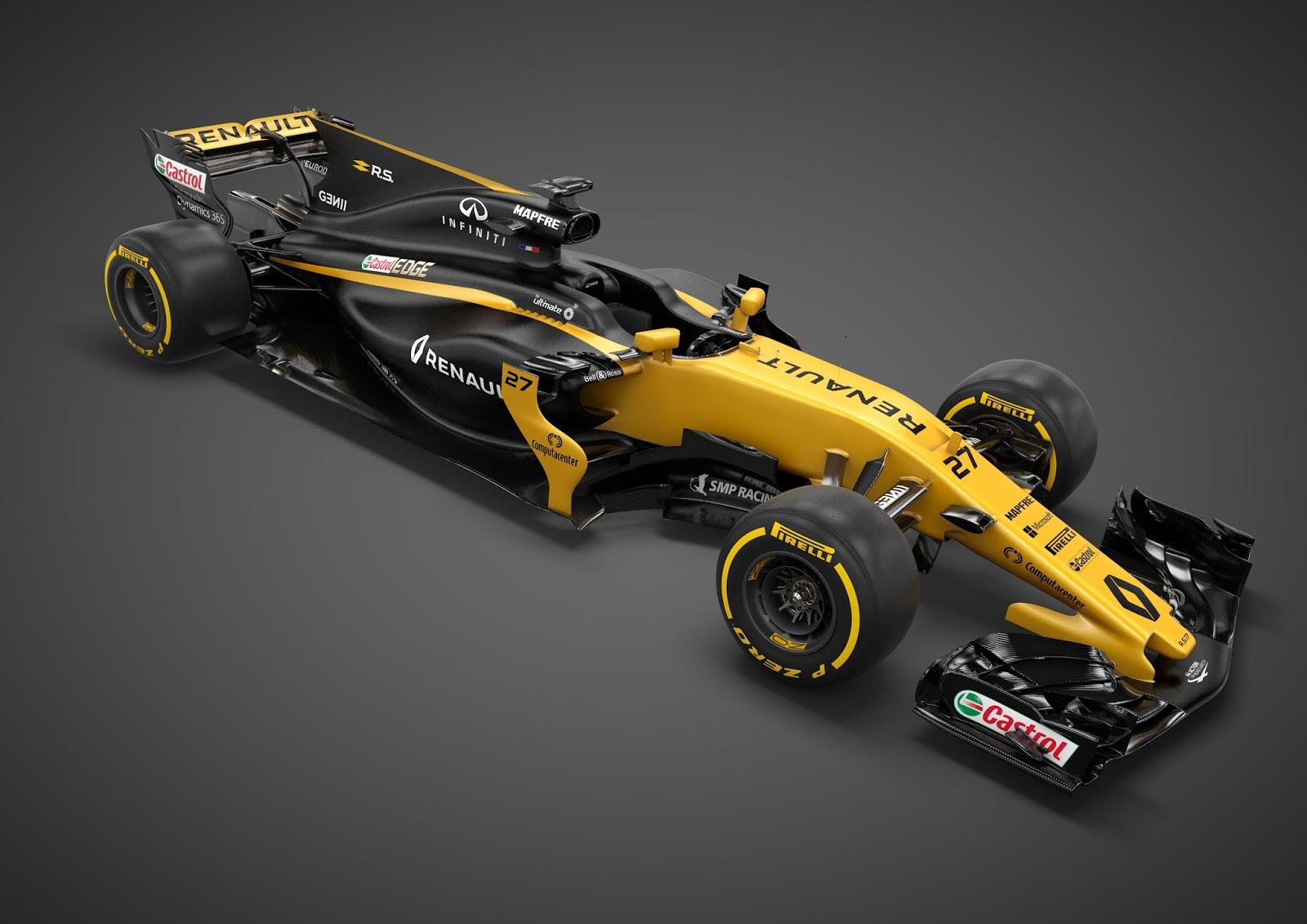 A3 RS17 3Q right dark studio 1 Η Renault Sport παρουσίασε το καινούργιο της μονοθέσιο, την R.S.17 F1, Formula 1, Renault, Renault Sport Formula 1 Team, videos