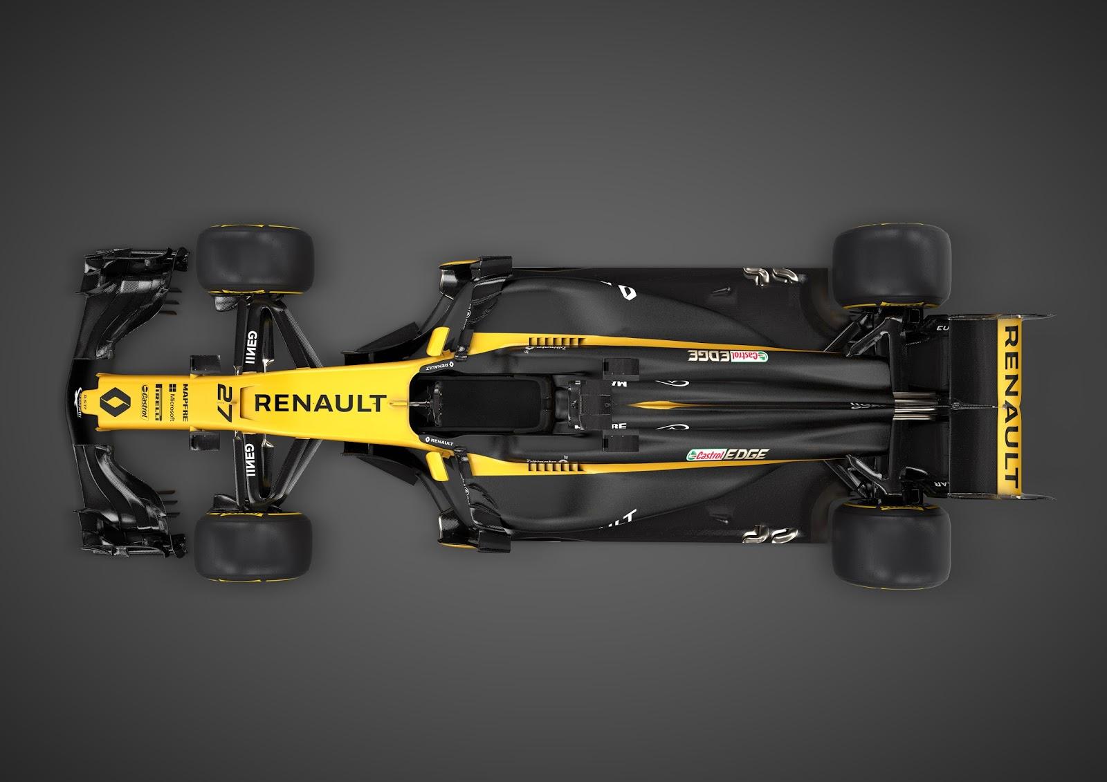 A3 RS17 Plan dark studio 1 Η Renault Sport παρουσίασε το καινούργιο της μονοθέσιο, την R.S.17 F1, Formula 1, Renault, Renault Sport Formula 1 Team, videos