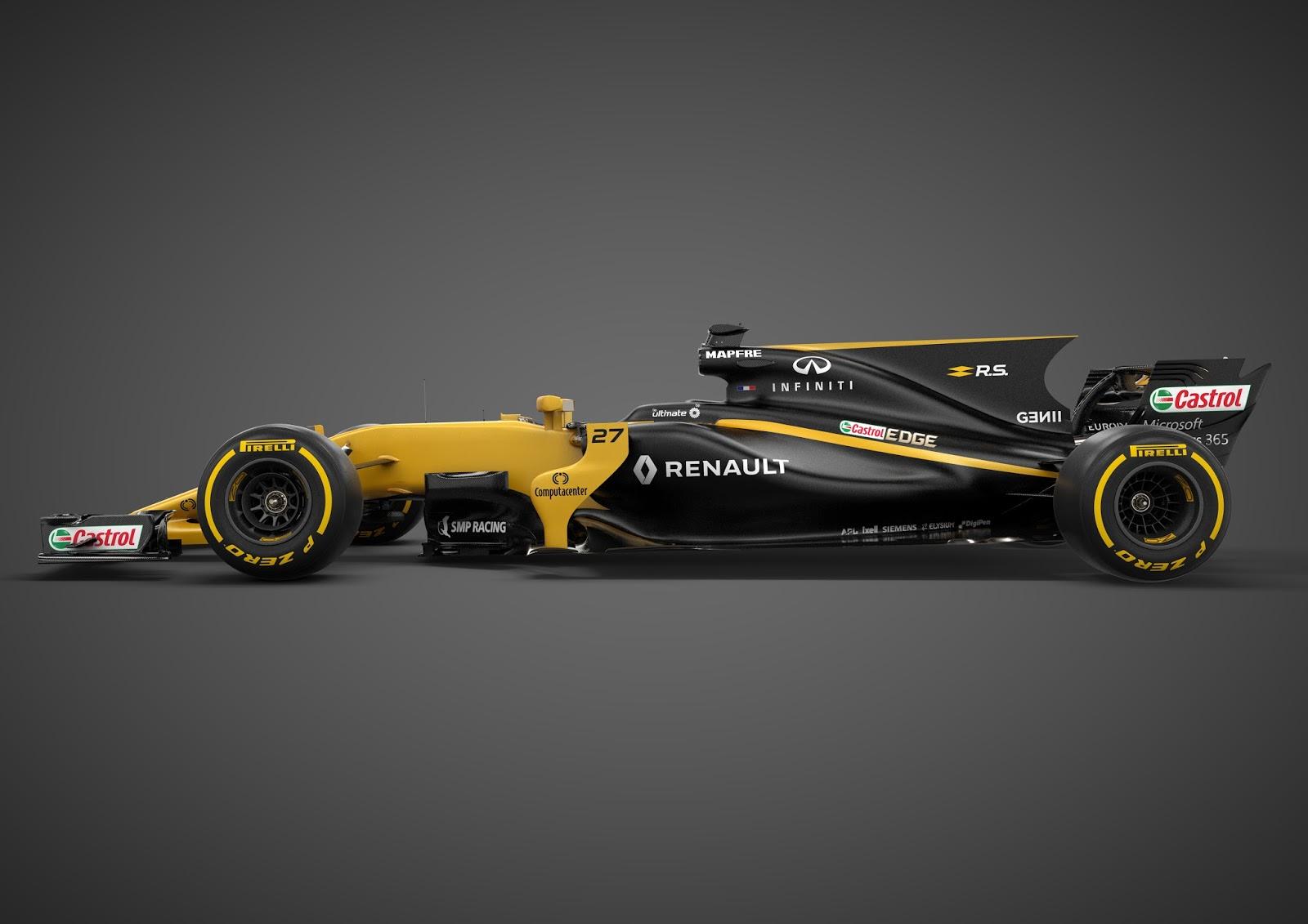 A3 RS17 Profile dark studio 1 Η Renault Sport παρουσίασε το καινούργιο της μονοθέσιο, την R.S.17 F1, Formula 1, Renault, Renault Sport Formula 1 Team, videos