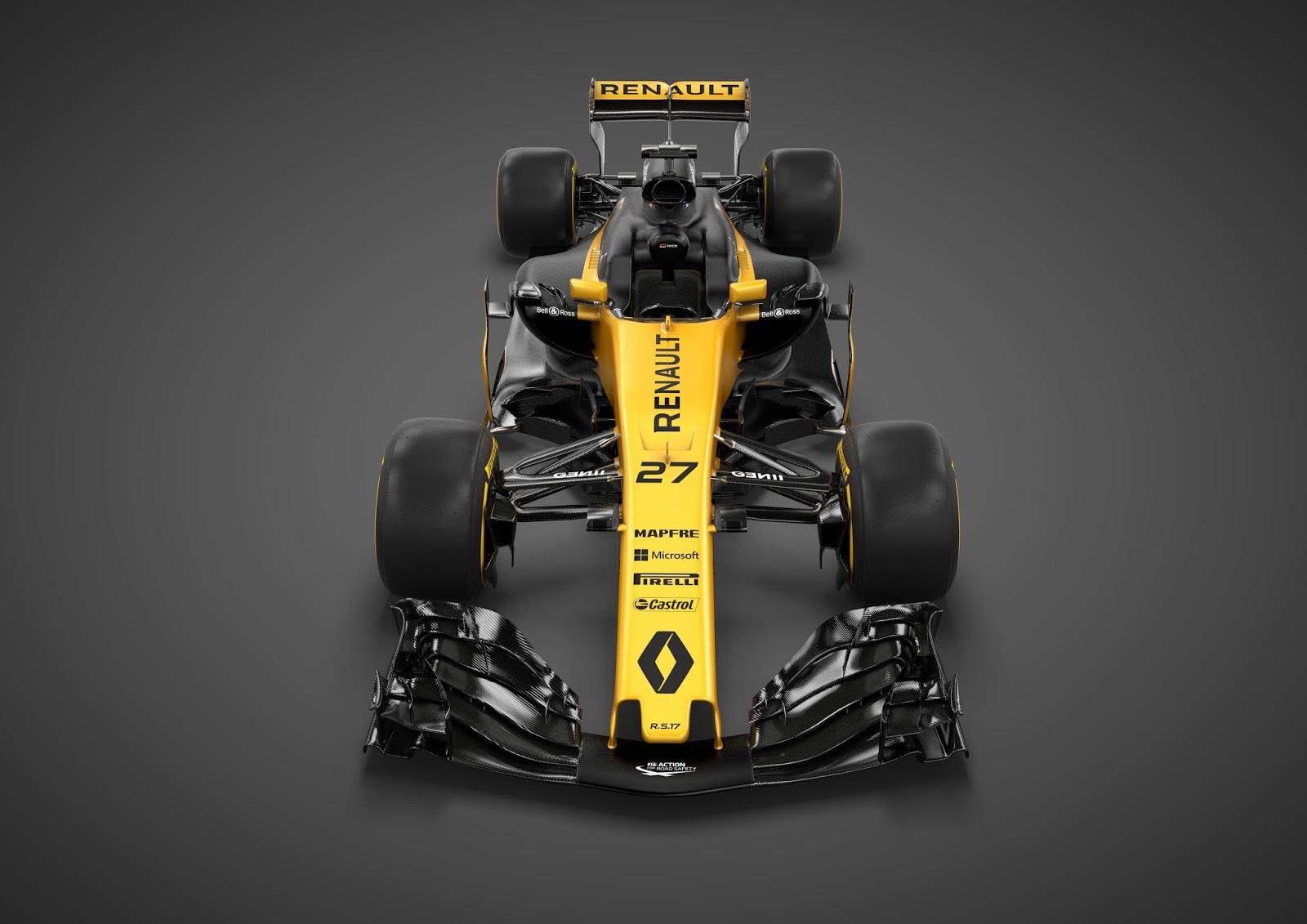 A3 RS17 Raised dark studio 1 Η Renault Sport παρουσίασε το καινούργιο της μονοθέσιο, την R.S.17 F1, Formula 1, Renault, Renault Sport Formula 1 Team, videos
