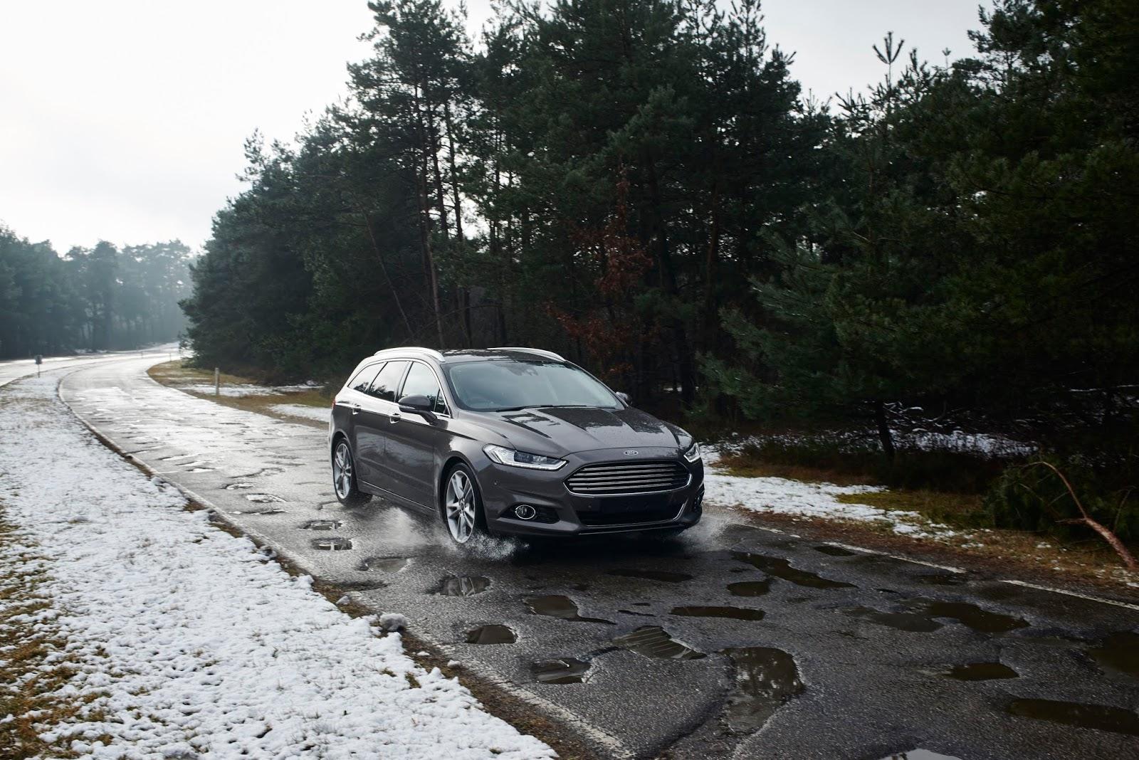 FORD2017 Pothole 1 Η Ford χαρτογραφεί τις λακκούβες Ford, Innovation, τεχνικά, Τεχνολογία
