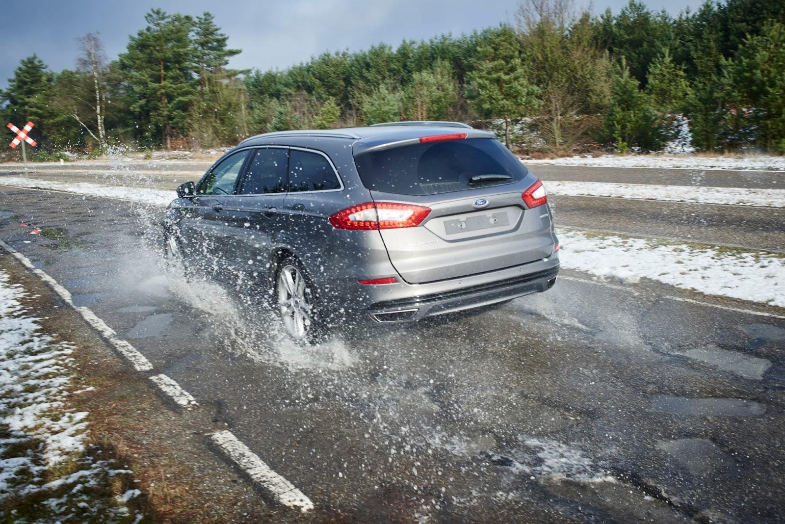 FORD2017 Pothole 4 Η Ford χαρτογραφεί τις λακκούβες Ford, Innovation, τεχνικά, Τεχνολογία