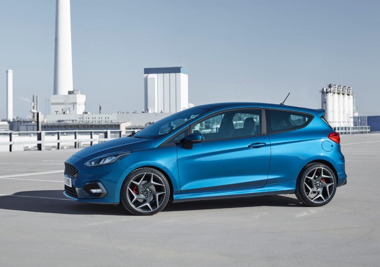 FORD 2017 Fiesta ST 072B252812529