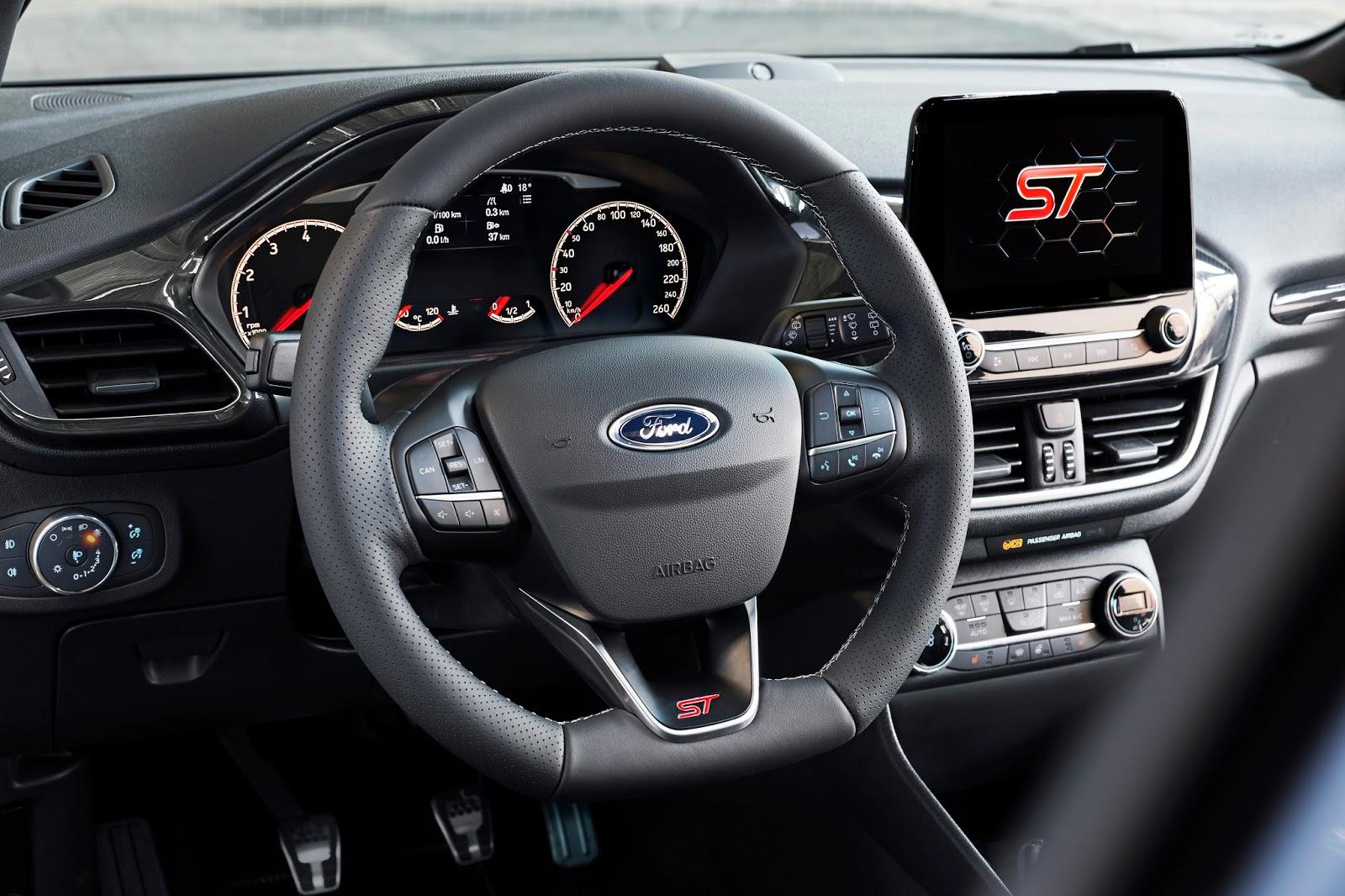 FORD 2017 Fiesta ST 17