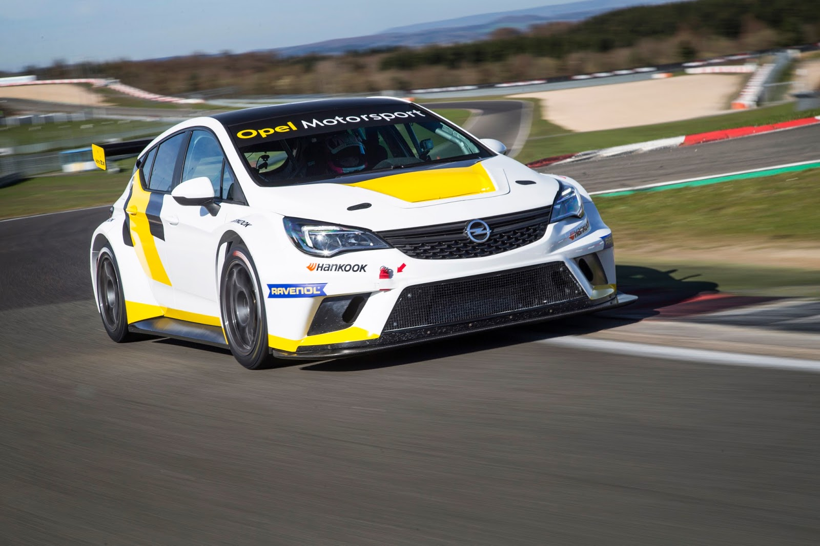 Opel Astra TCR 297112