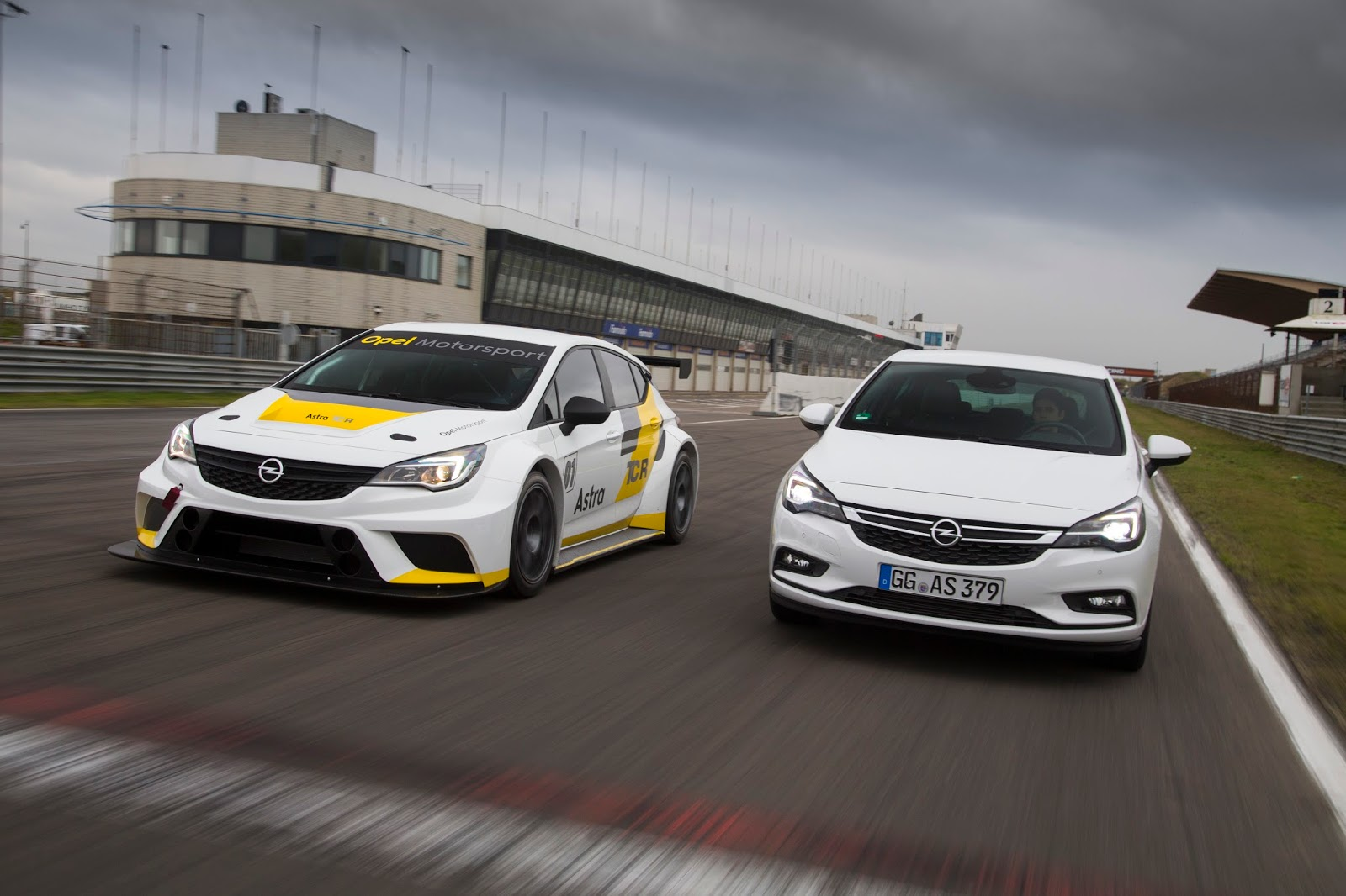 Opel Astra TCR 299189