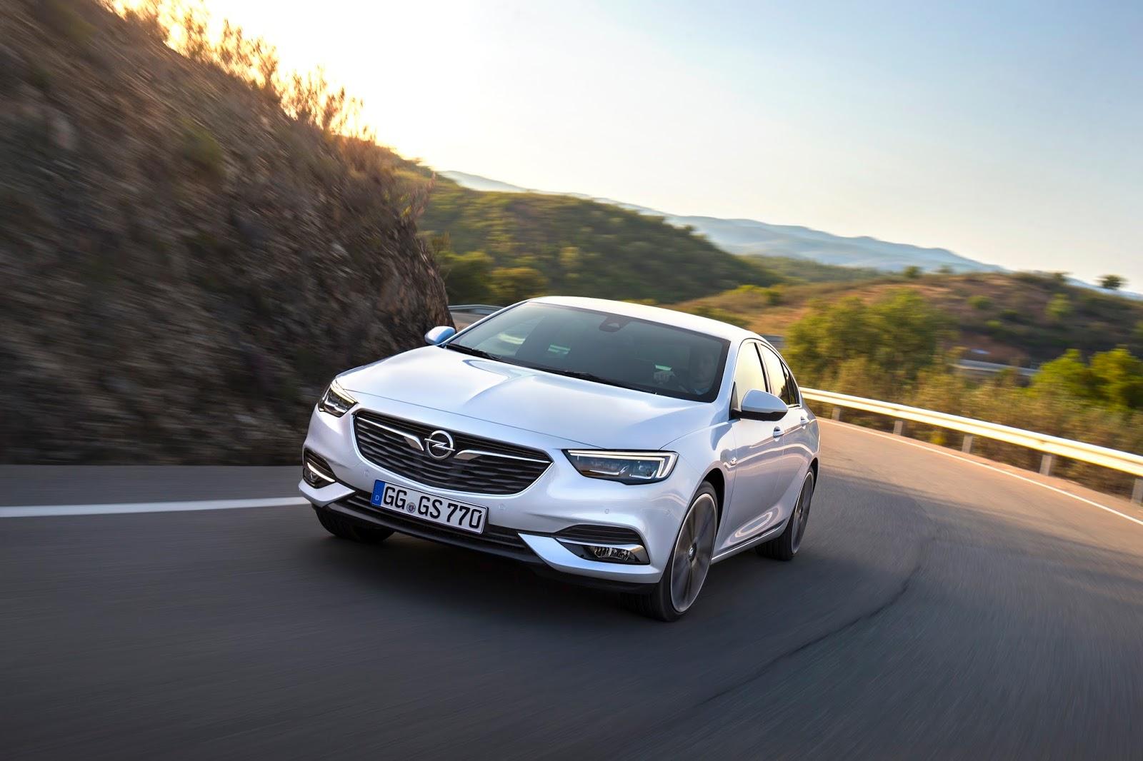 Opel Insignia Grand Sport 304540