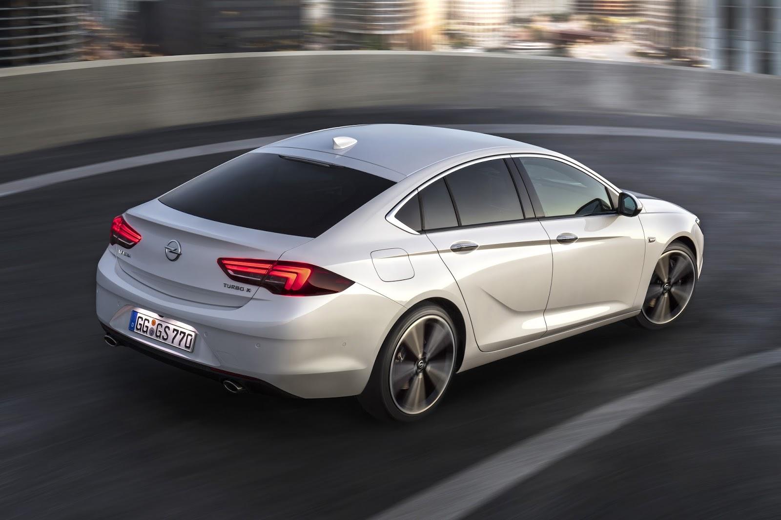 Opel Insignia Grand Sport 304541