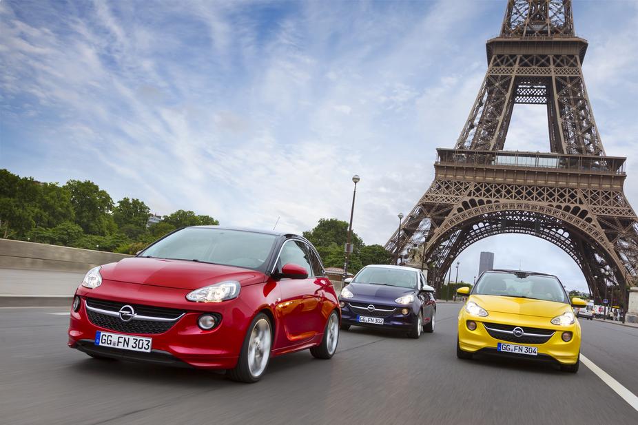 Opel PSA. Picture courtesy autoviva.com