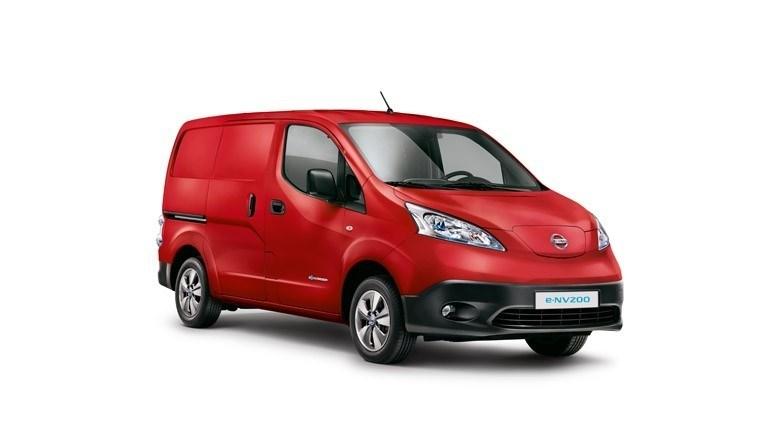 eNV200 Nissan e- NV200: Πρώτο σε πωλήσεις ηλεκτροκίνητο βαν στην Ευρώπη.