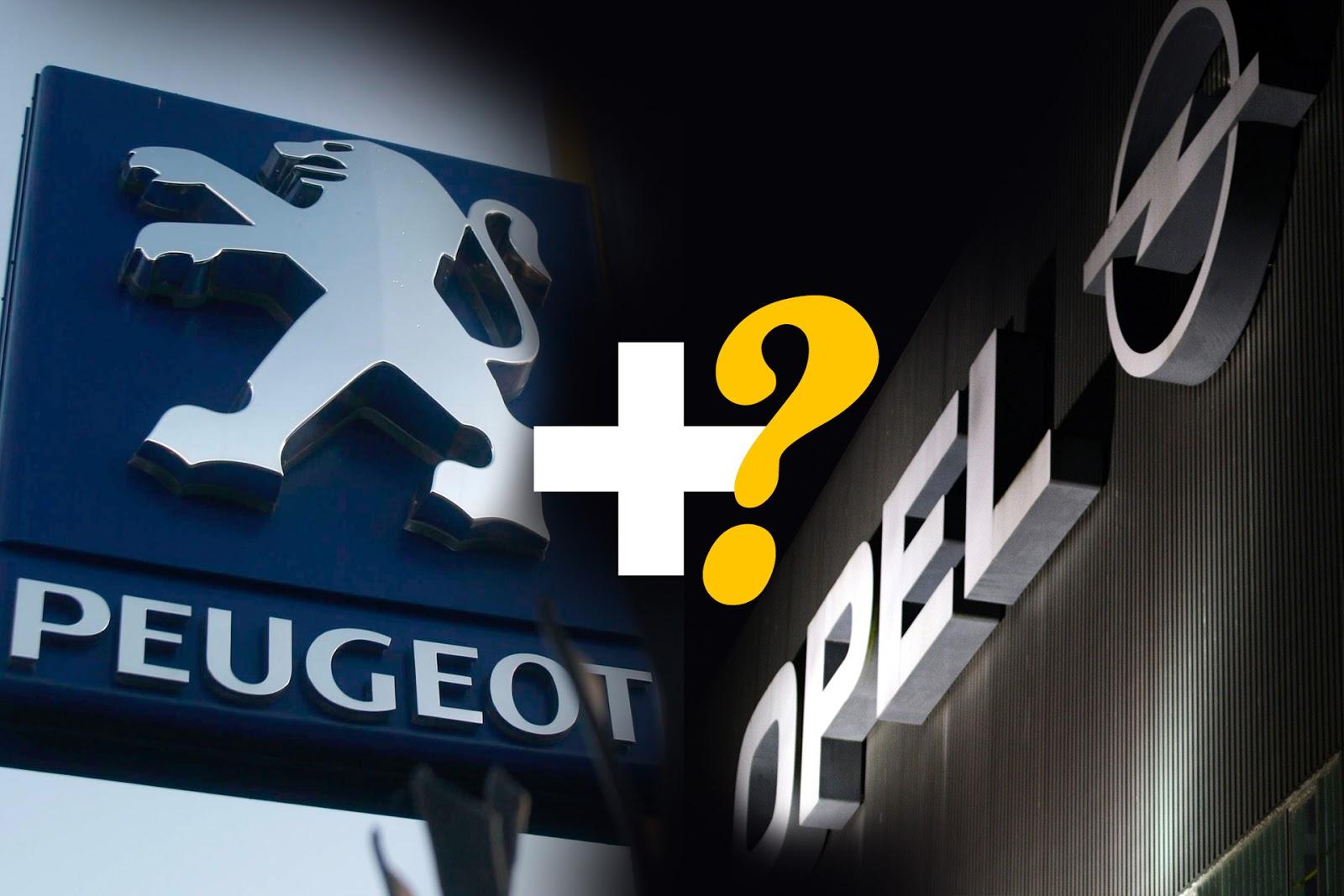 peugeopel Η Opel επιβεβαιώνει τις συζητήσεις με το PSA Group Opel, Peugeot, PSA Peugeot Citroën, εξαγορά
