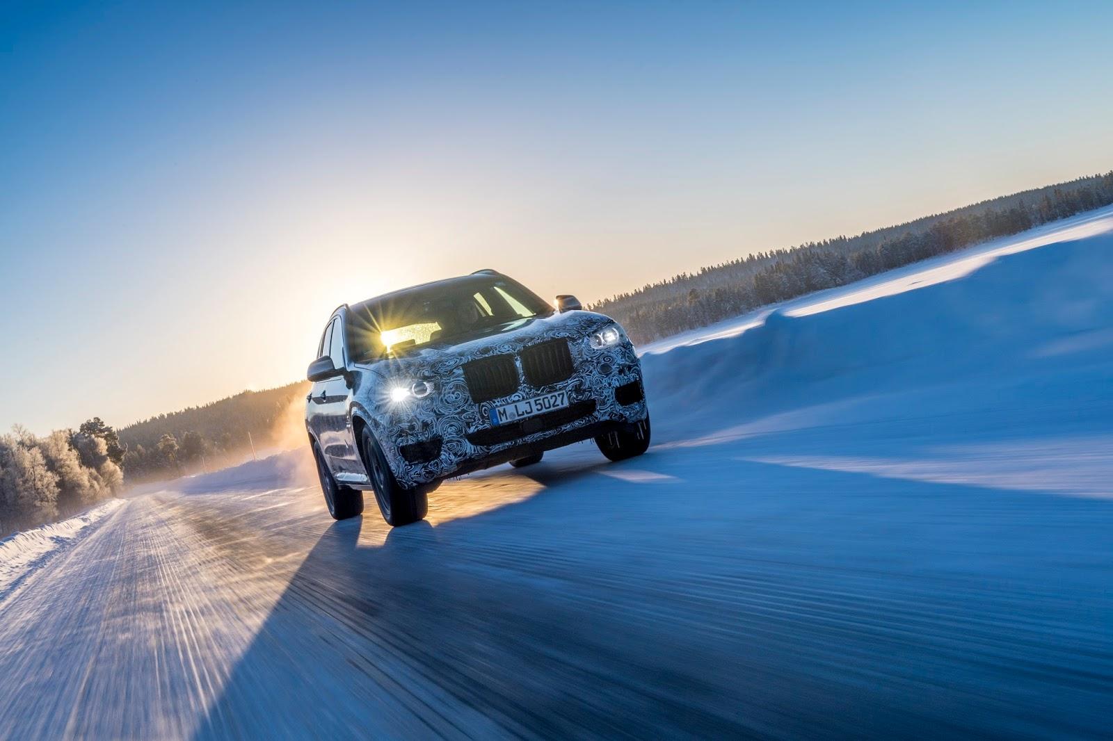 P90249808 highRes the new bmw x3 under Δοκιμές στην παγωμένη Βόρεια Σουηδία, για την επερχόμενη BMW X3 BMW, BMW X, BMW X3, SUV, videos