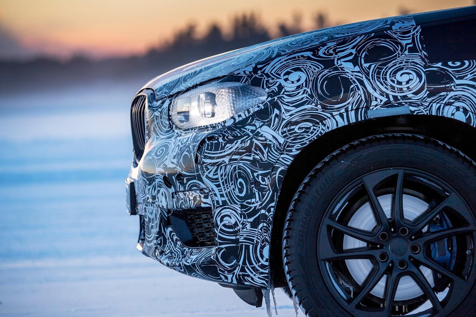P90249815 highRes the new bmw x3 under Δοκιμές στην παγωμένη Βόρεια Σουηδία, για την επερχόμενη BMW X3 BMW, BMW X, BMW X3, SUV, videos